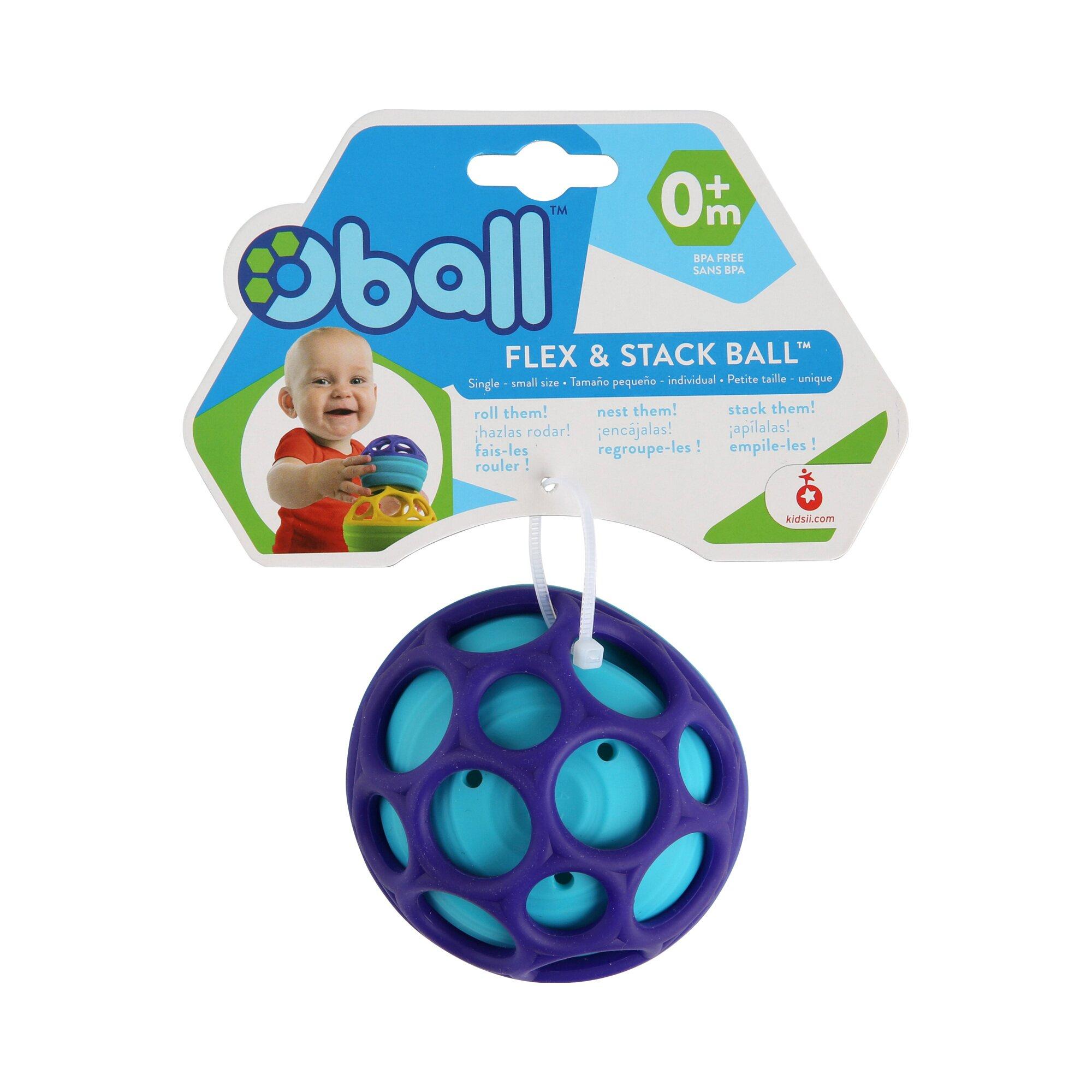 Oball Steck- und Flexball klein