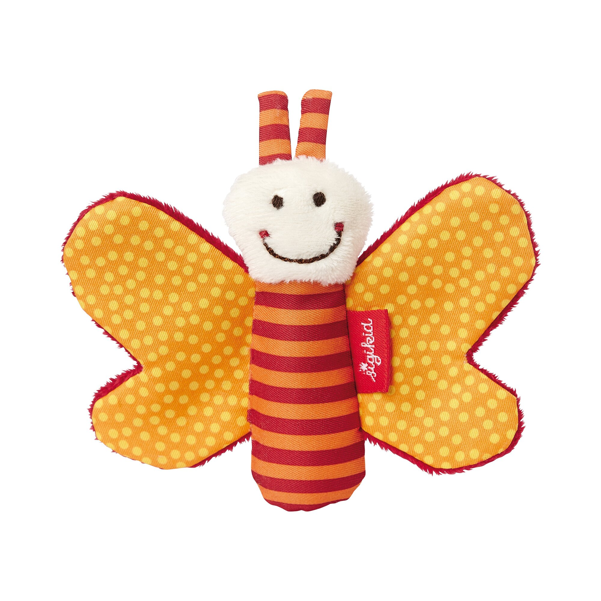 Sigikid Greifling Schmetterling Red Stars Collection