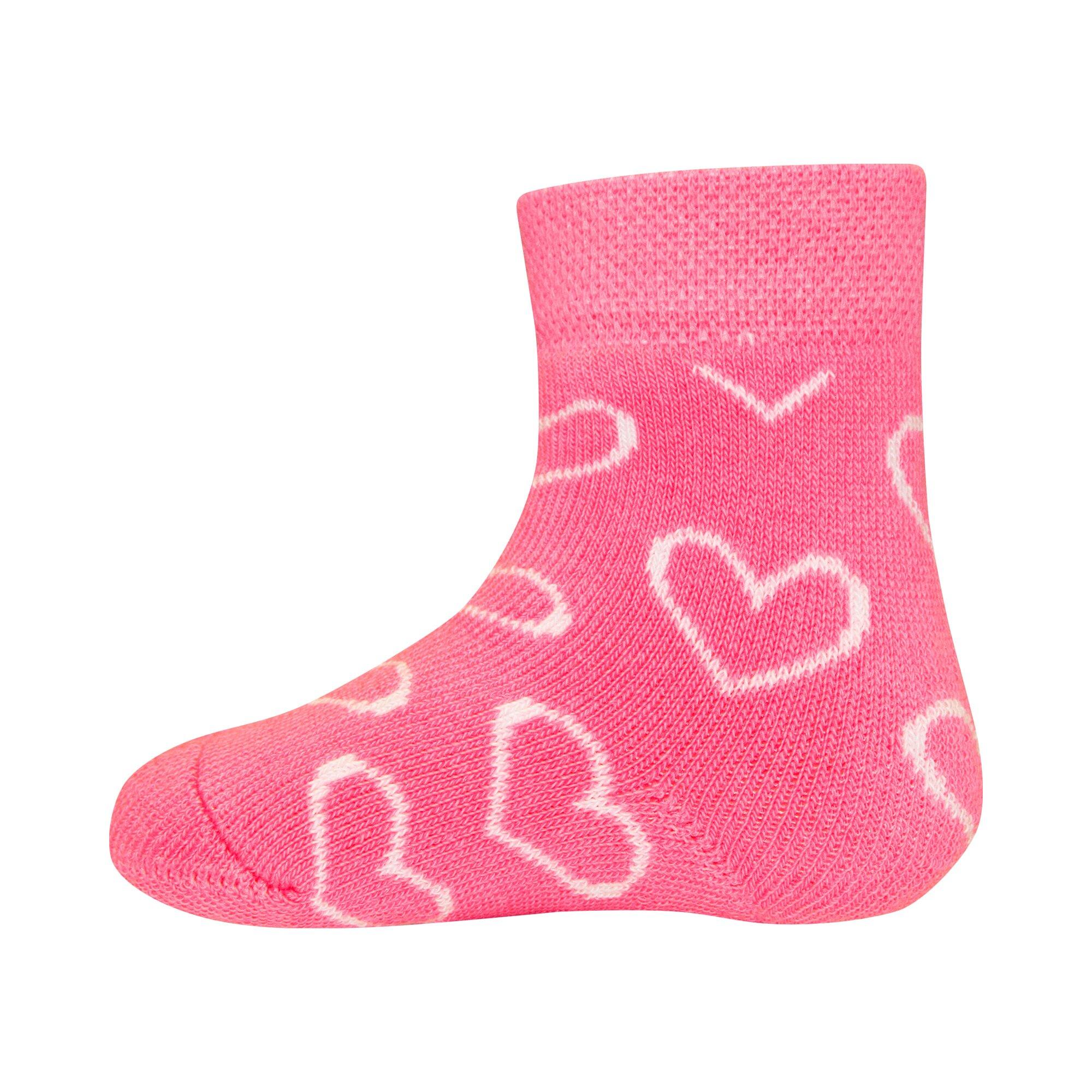 Ewers Thermo-Socken Herzen