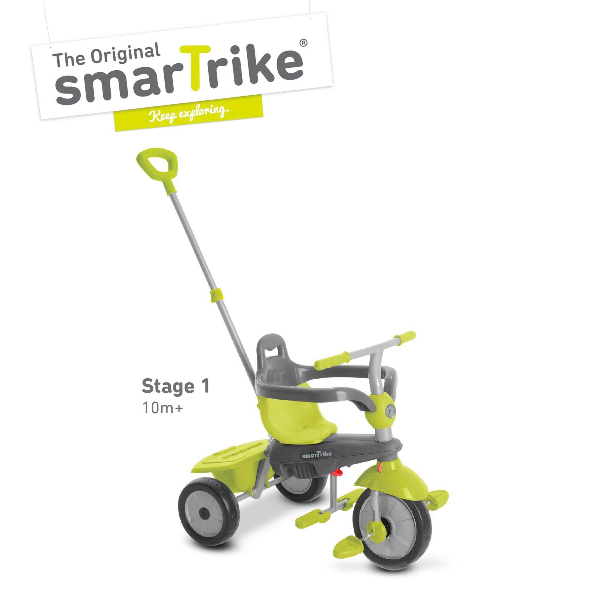 Smartrike Dreirad Breeze 3 in 1