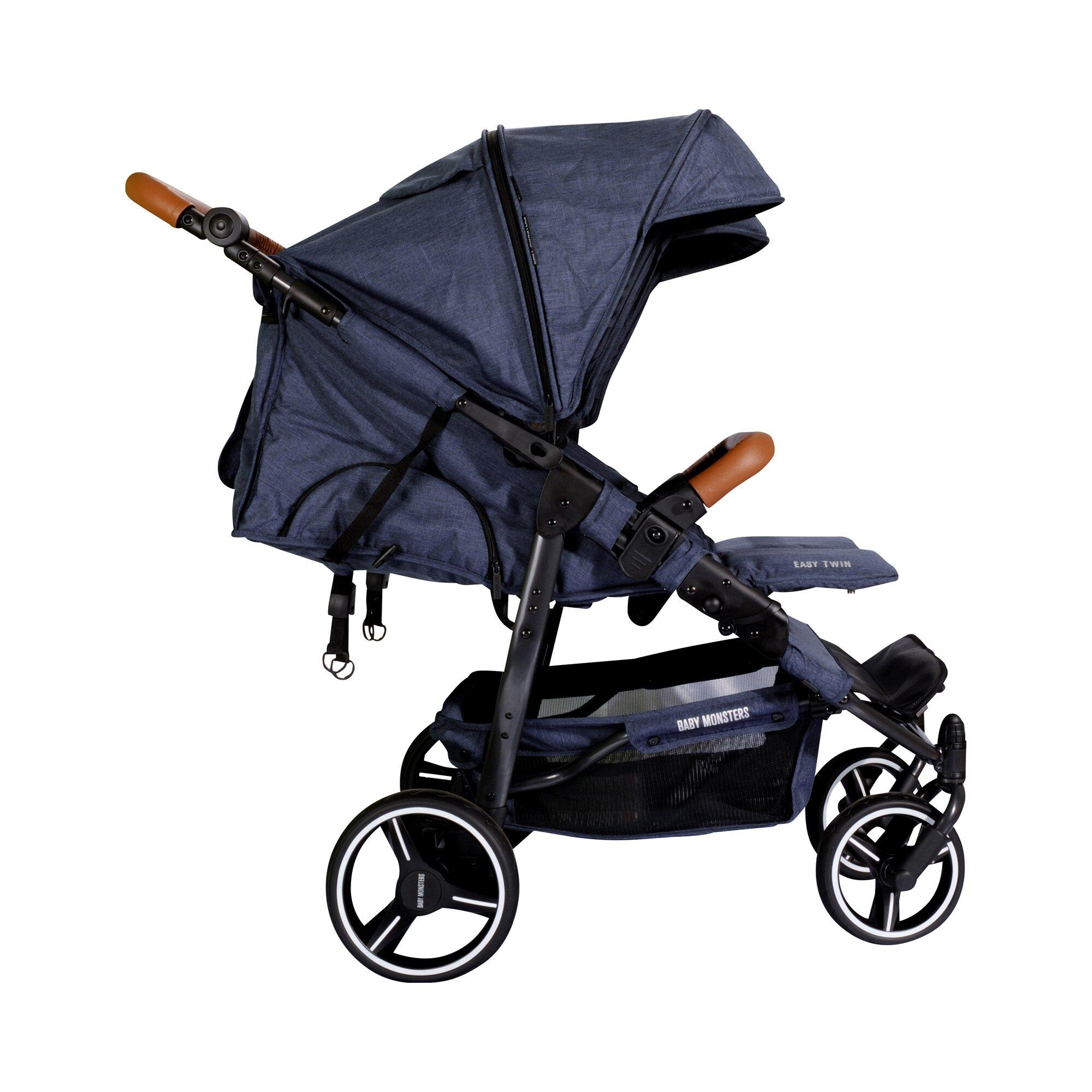 baby-monsters-zwillings-und-kinderwagen-geschwisterwagen-easy-twin-3-0s-denim