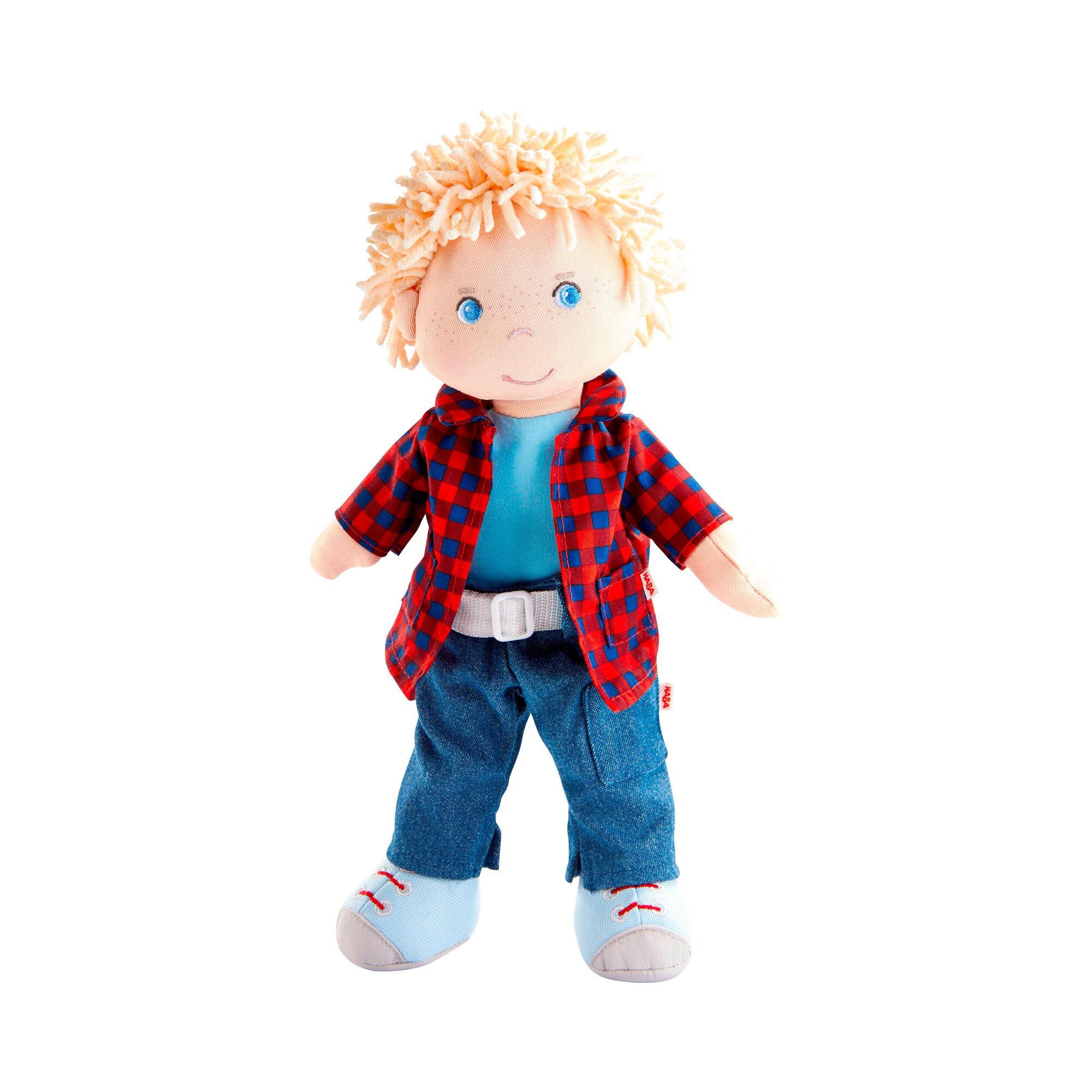 Haba Puppe Nick 30cm