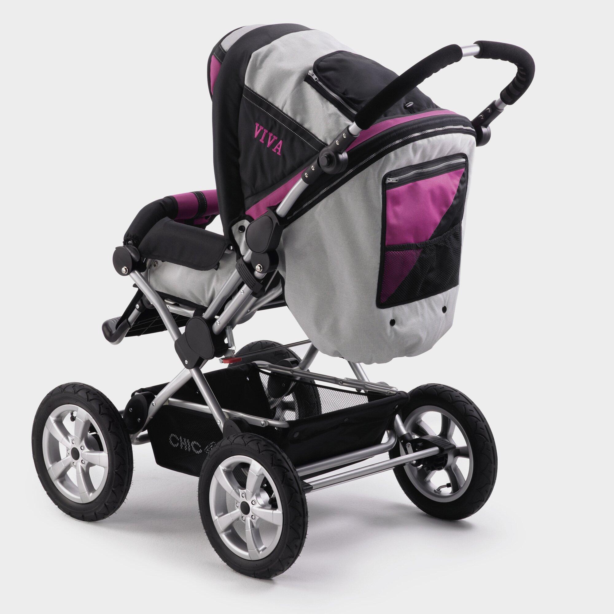 chic-4-baby-viva-kombikinderwagen-schwarz
