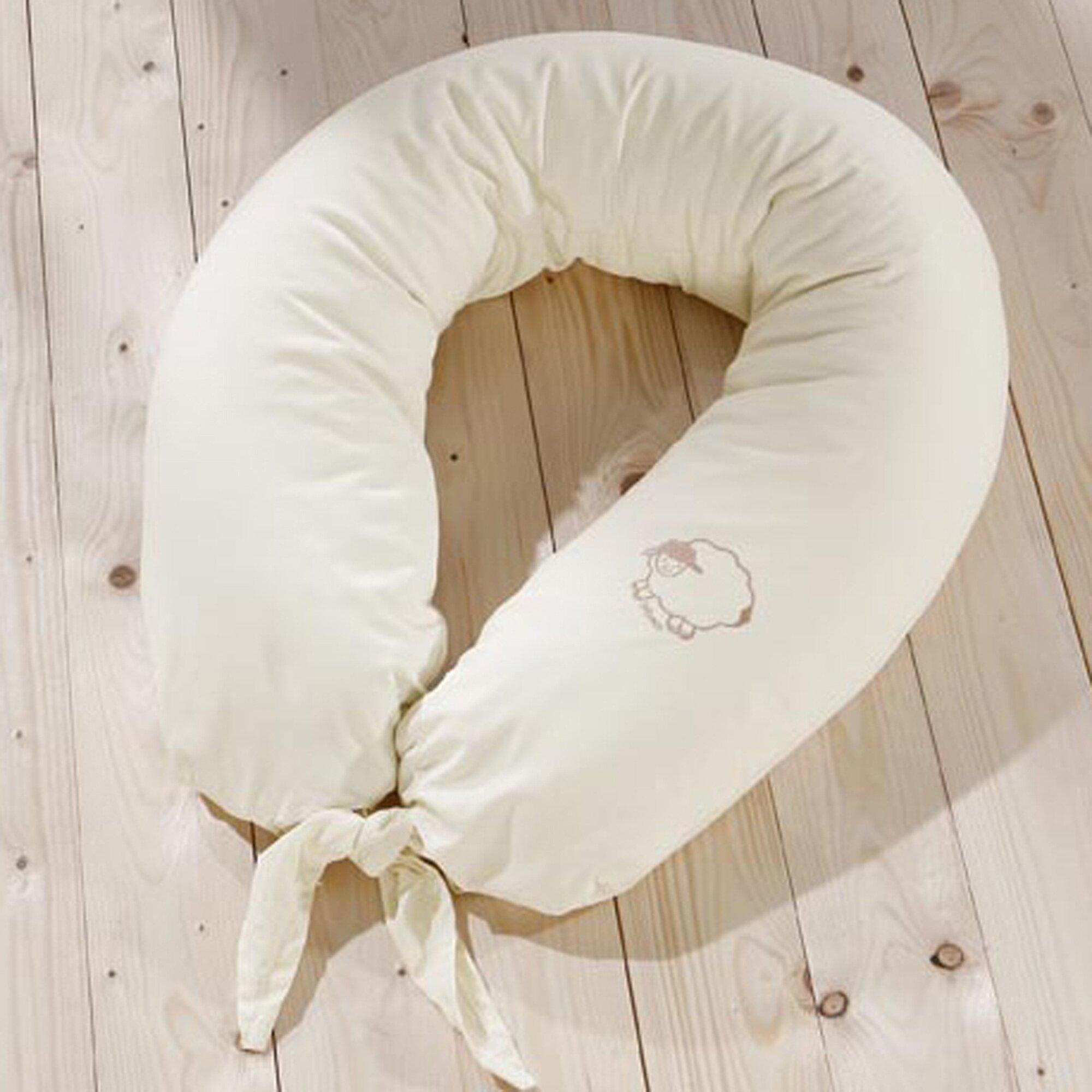 Leipold Stillkissen Dinkelspelzfüllung 160 cm