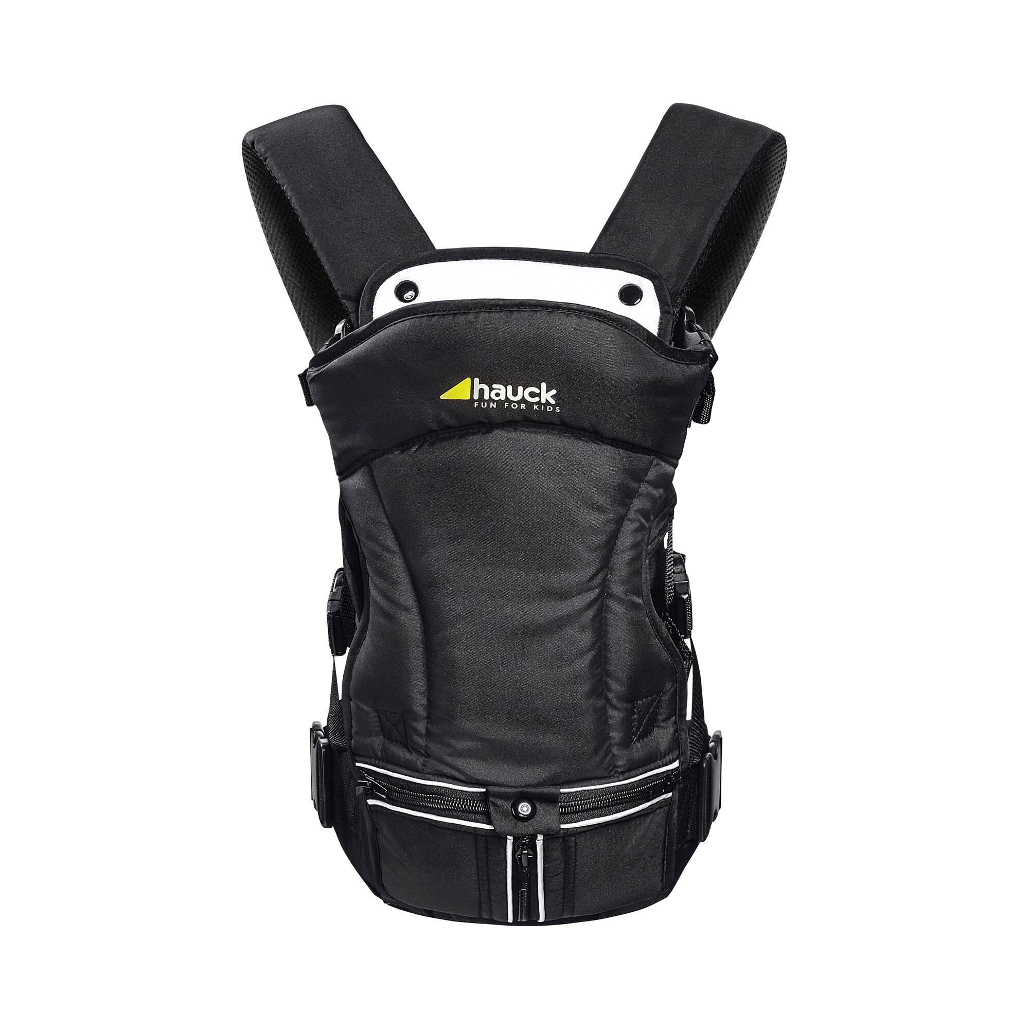 Hauck Babytrage 3-Way-Carrier, 3 Tragepositionen