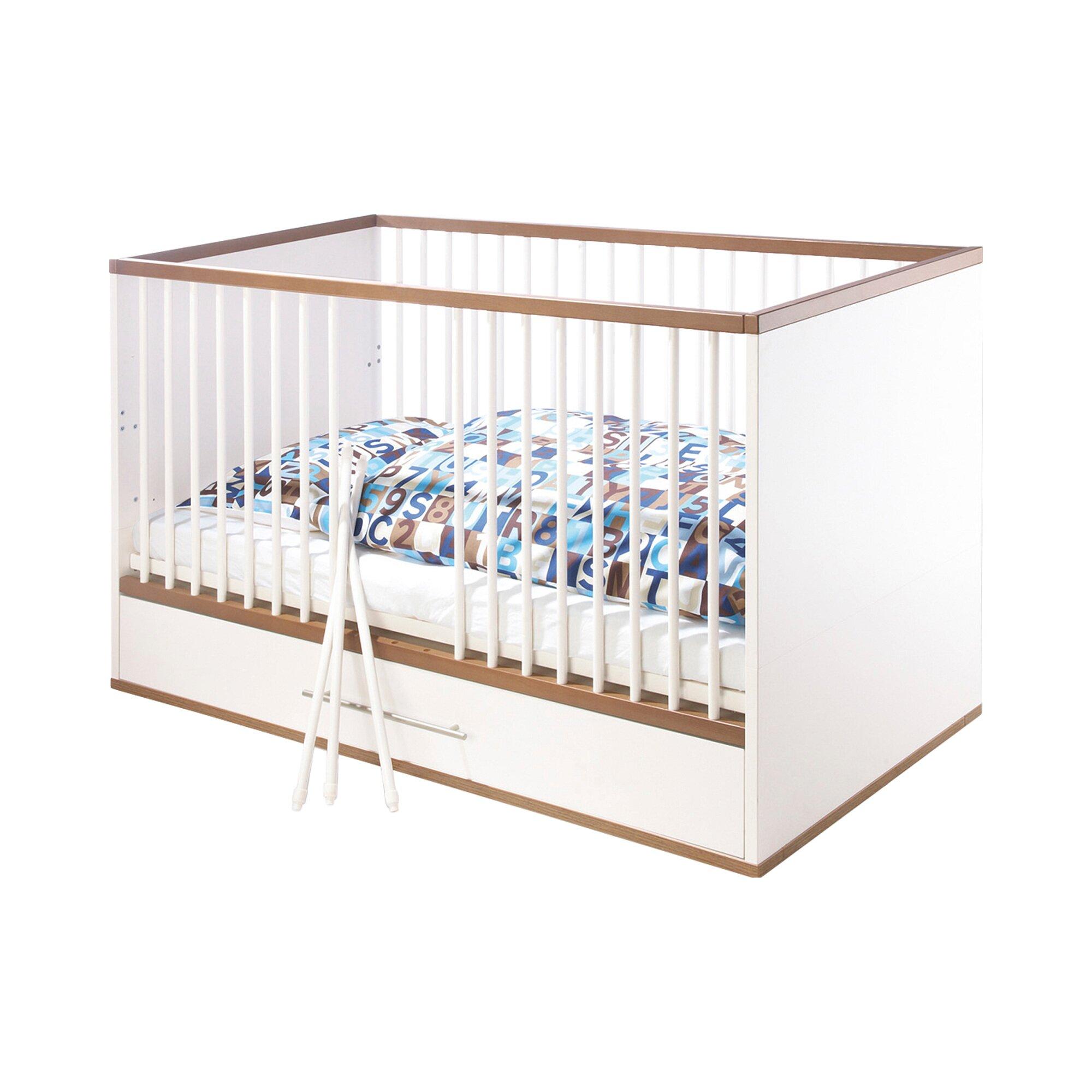 Pinolino Babybett Tuula 70x140 cm