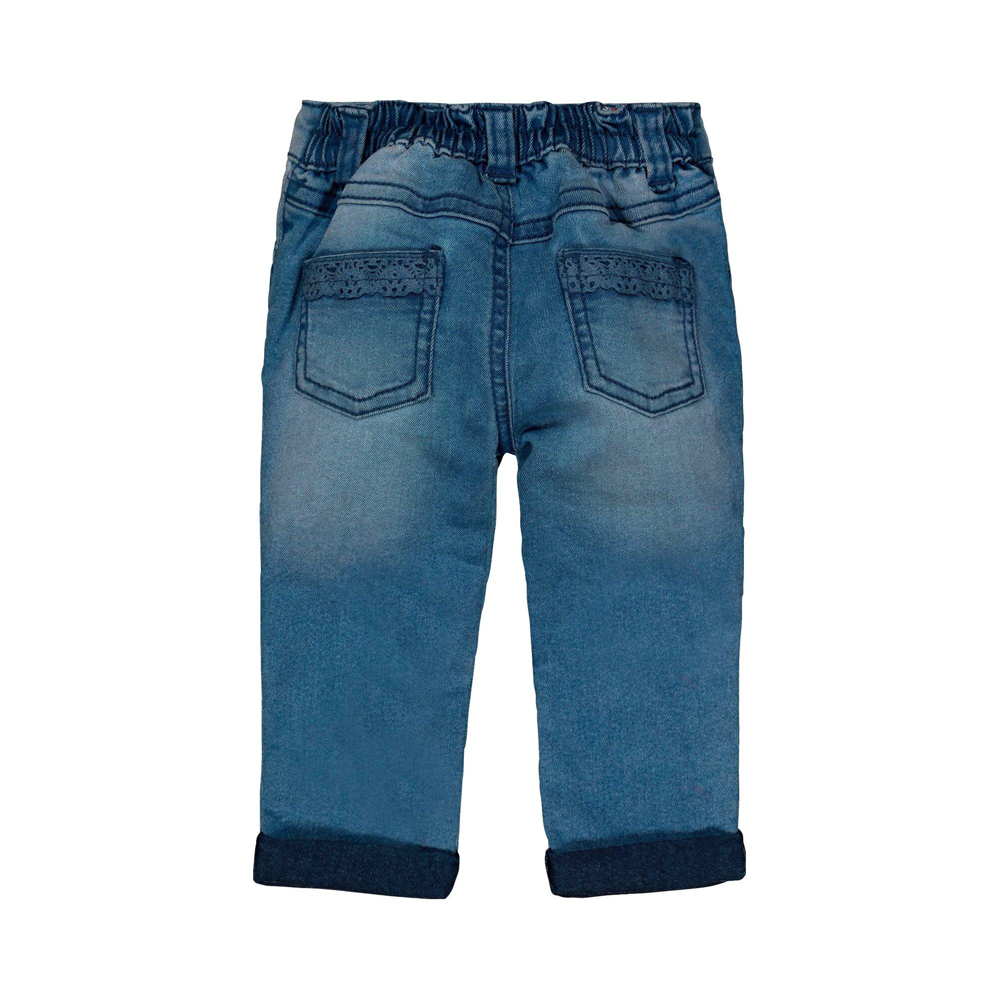 mothercare-jeans-blumen-stickerei, 24.99 EUR @ babywalz-de