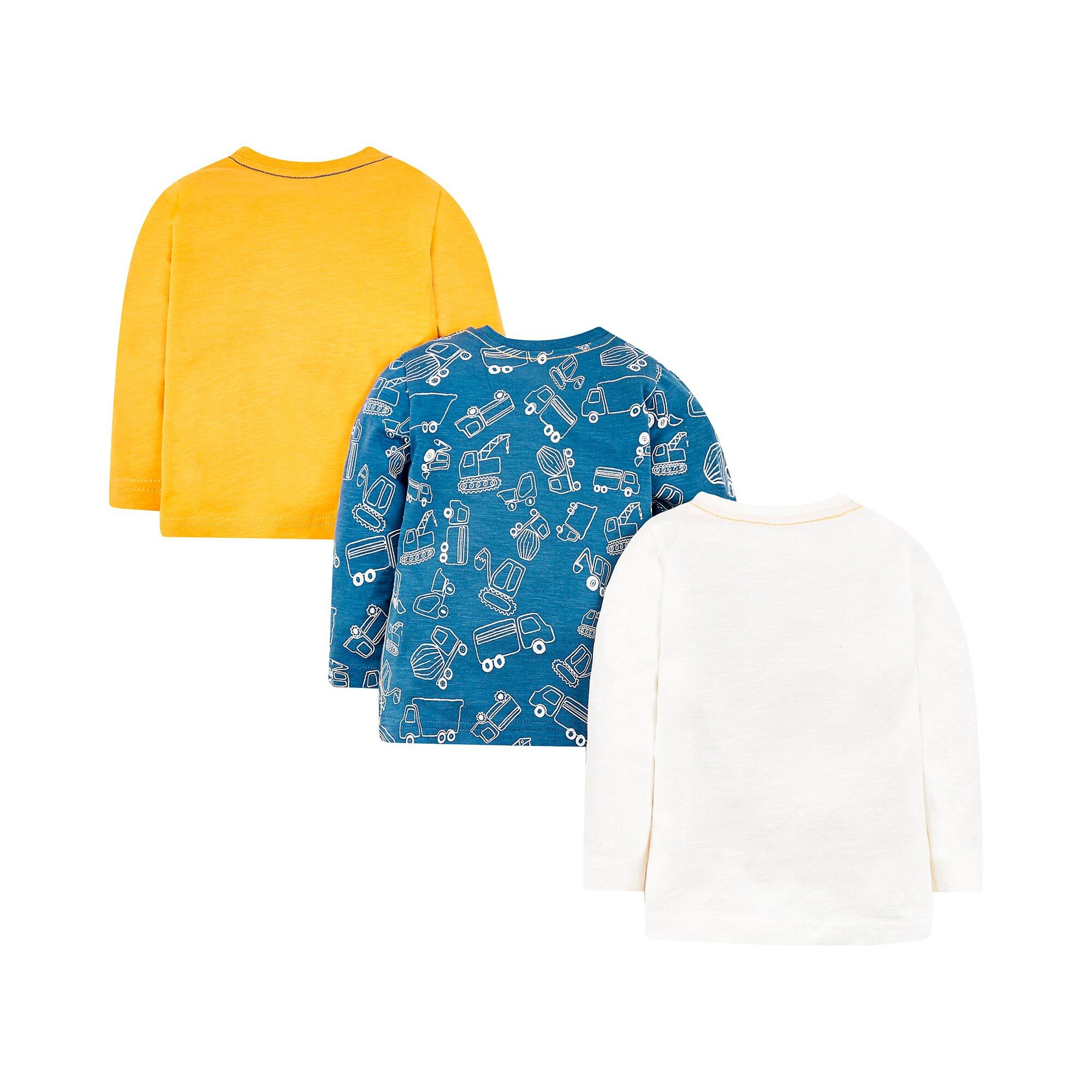 mothercare-3er-pack-shirts-langarm-fahrzeuge
