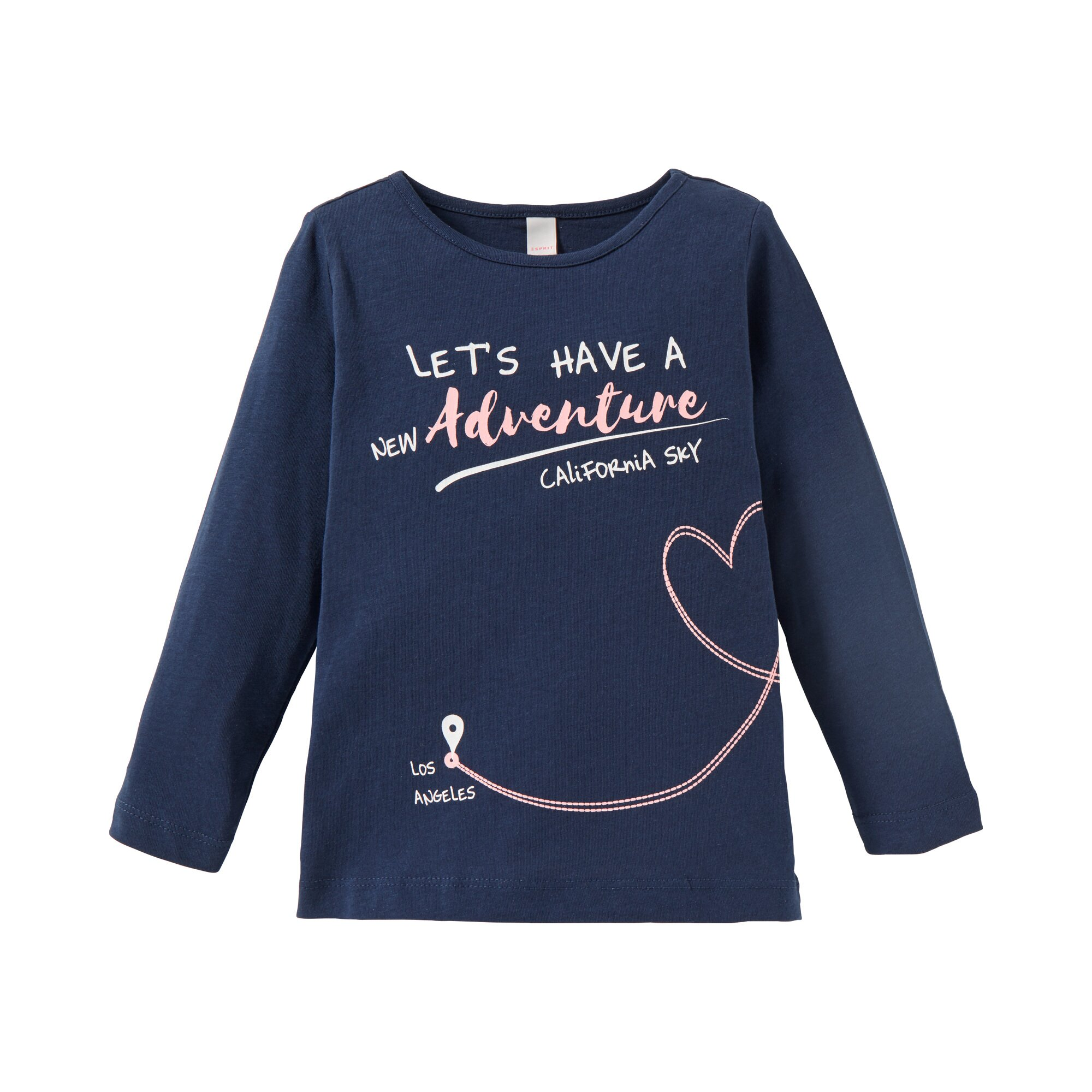 Esprit Shirt langarm Adventure