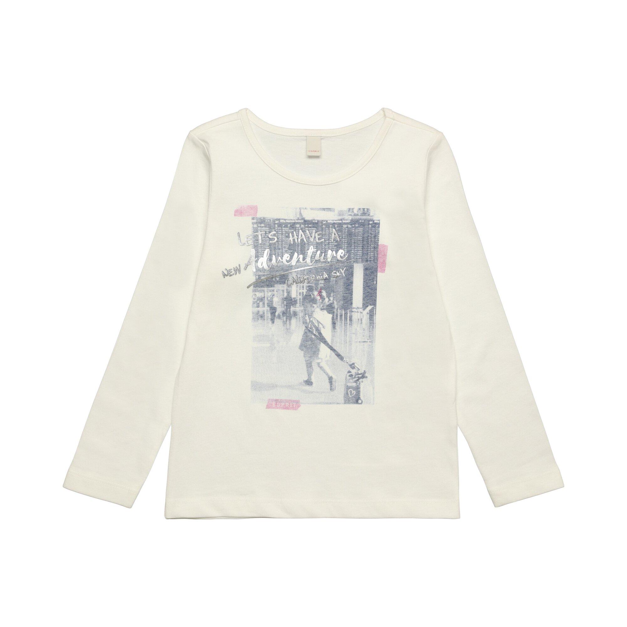 Esprit Shirt langarm A new adventure