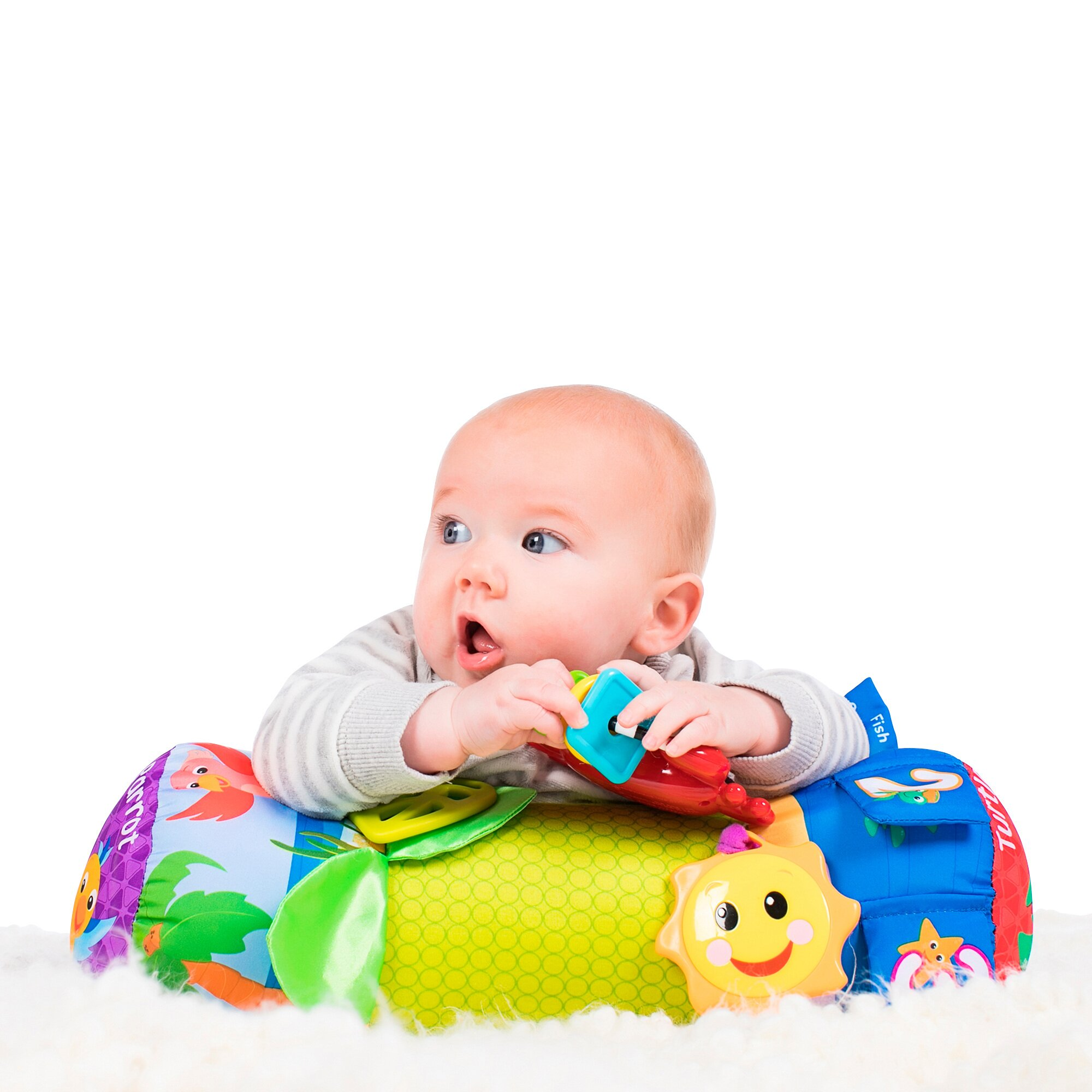 baby-einstein-krabbelrolle-und-stutzkissen