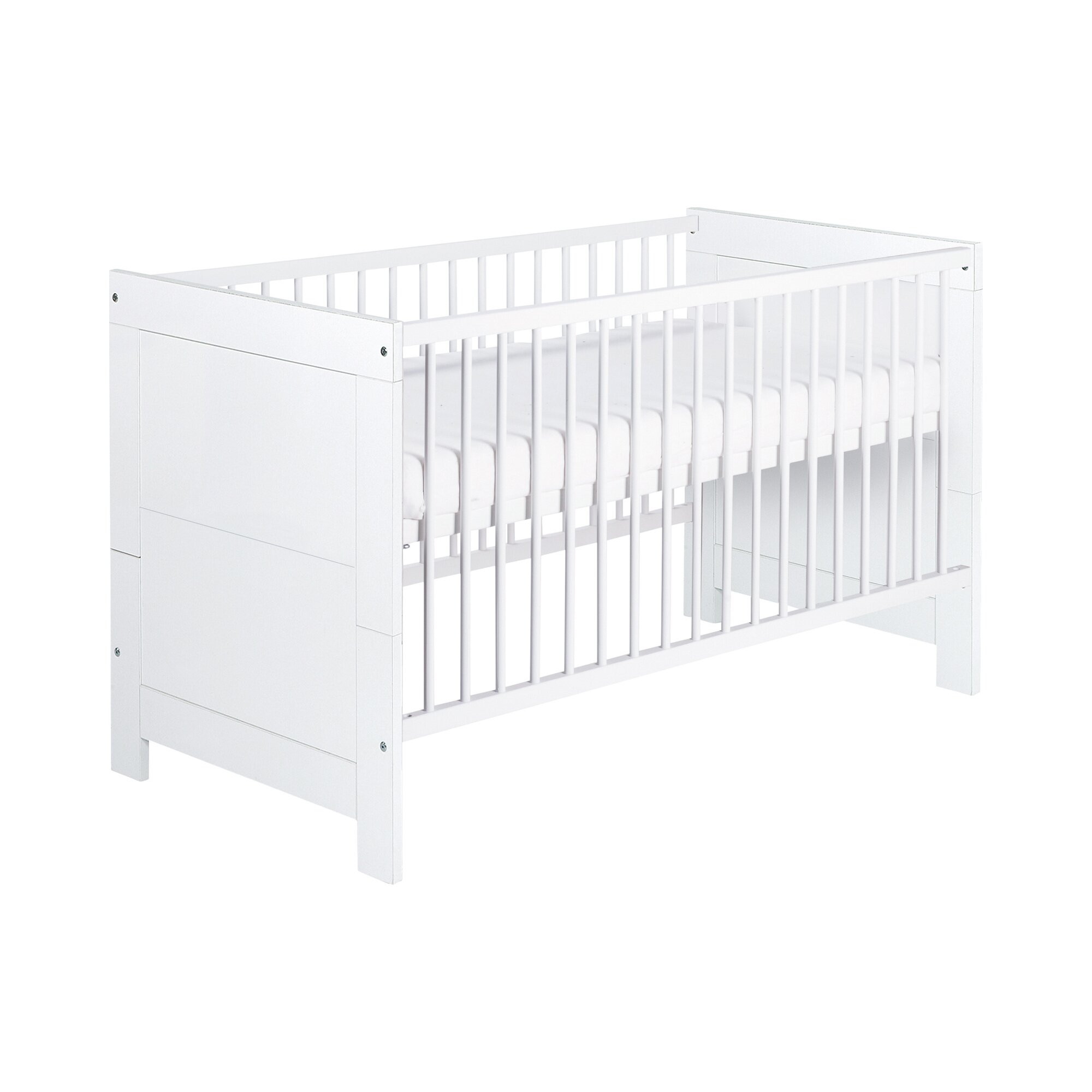 Schardt Babybett Nordic White