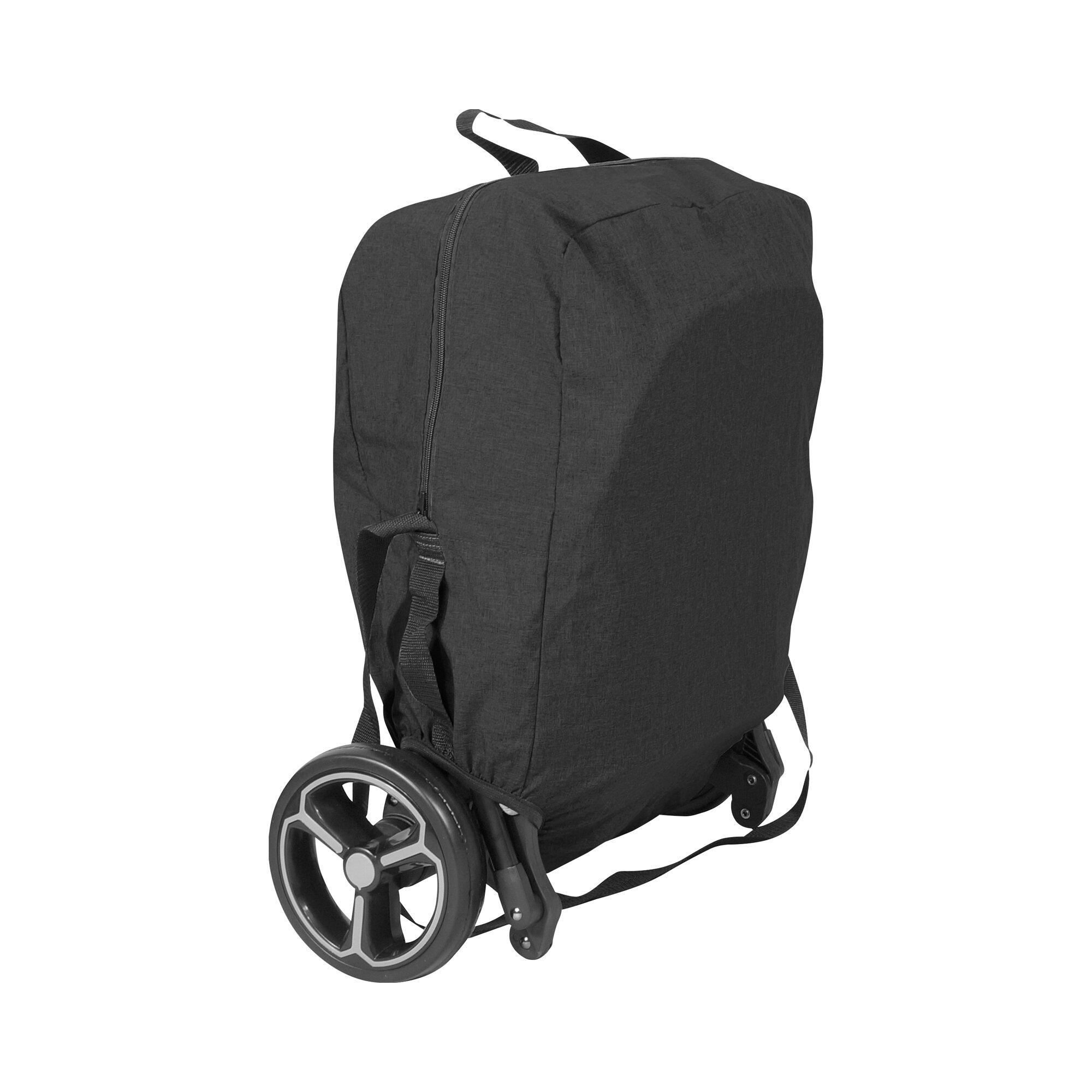 Knorr-Baby Transporttasche für Buggy HEAD schwarz