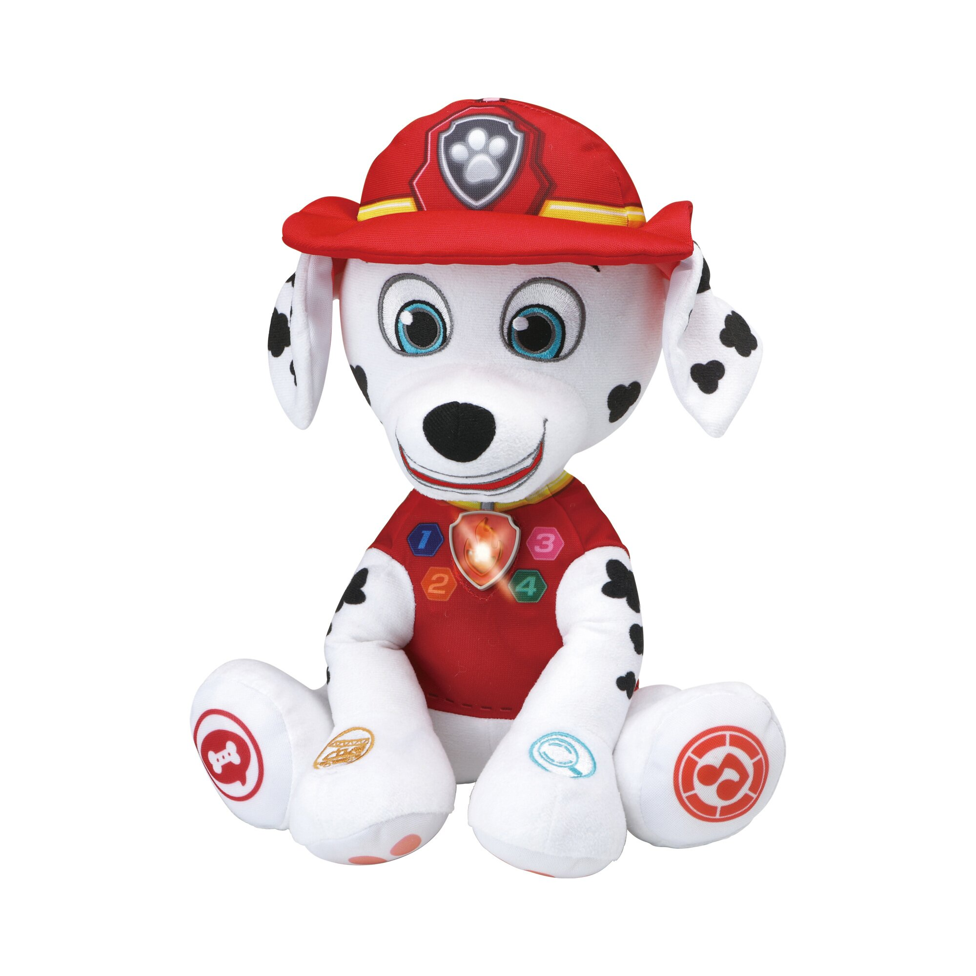 paw-patrol-stoffspielzeug-marshall-liest-vor, 30.99 EUR @ babywalz-de