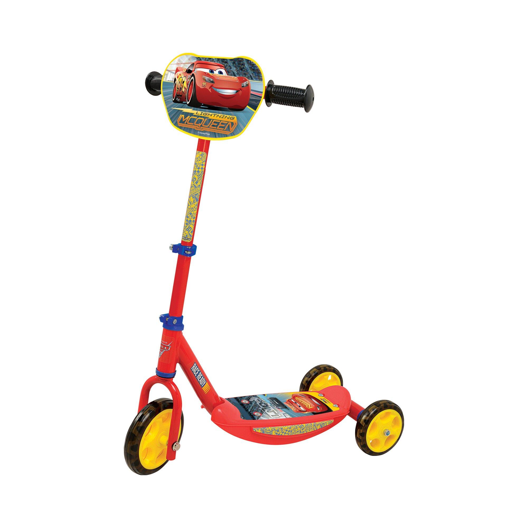 Disney Cars 3 Roller mit 3 Rädern