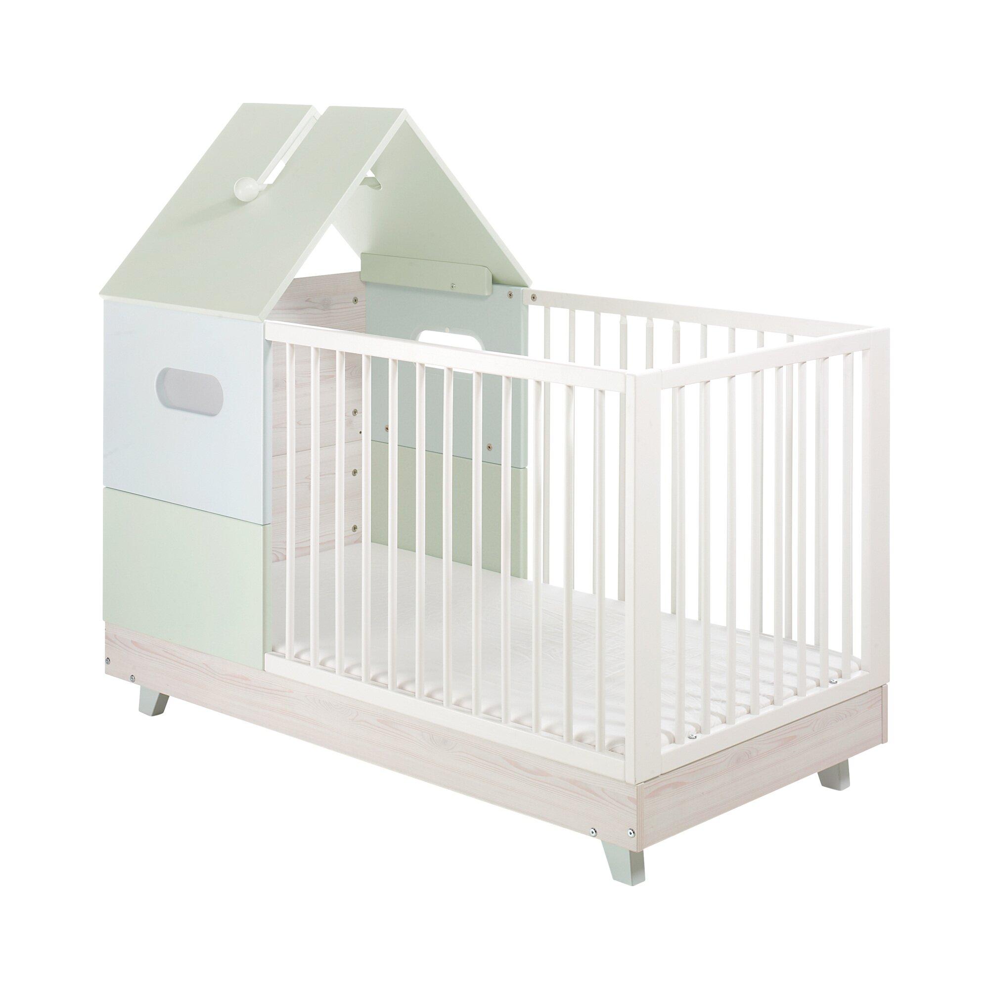 Geuther Dachelement für Babybett Momo