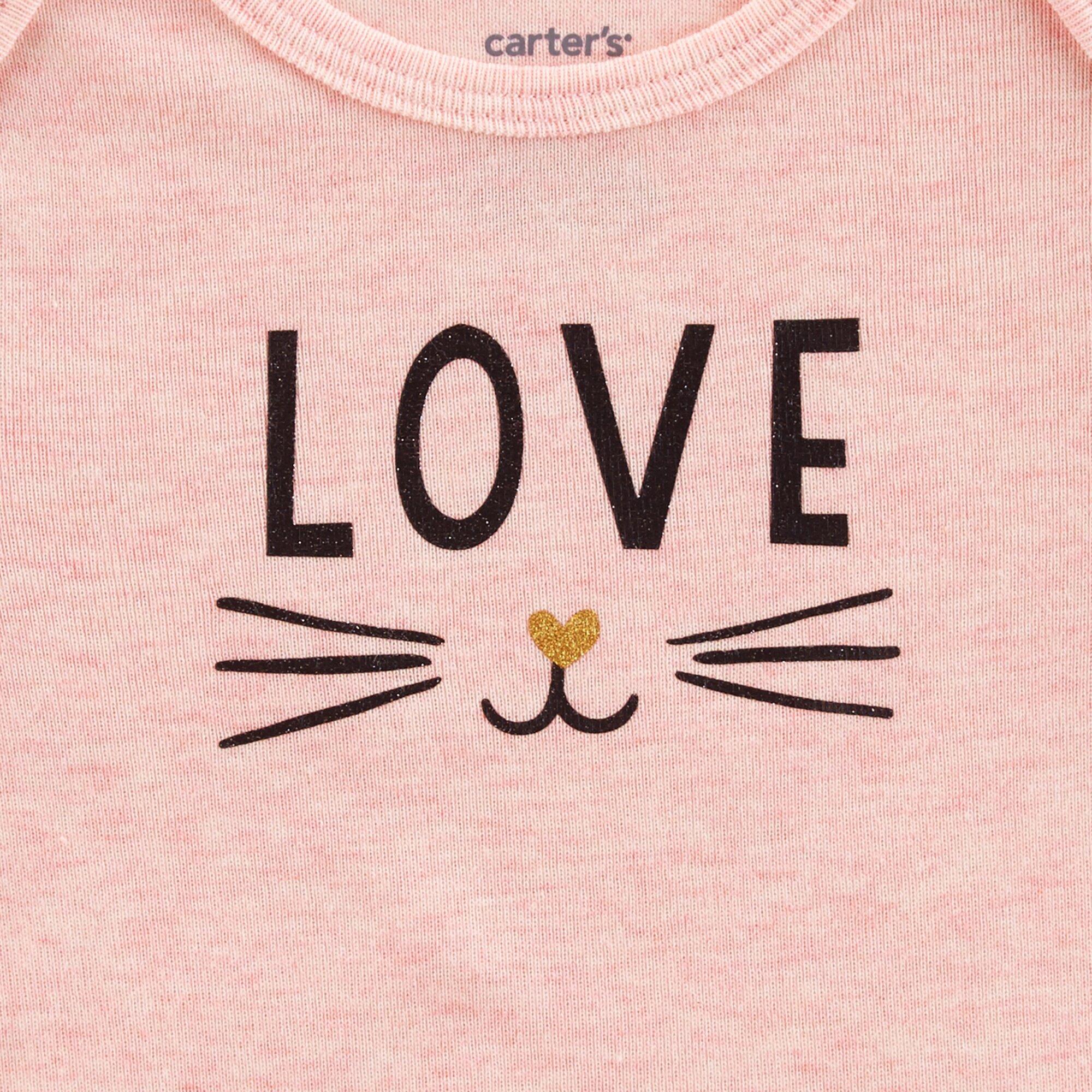 carter-s-4er-pack-bodys-langarm-punkte-katzen-love