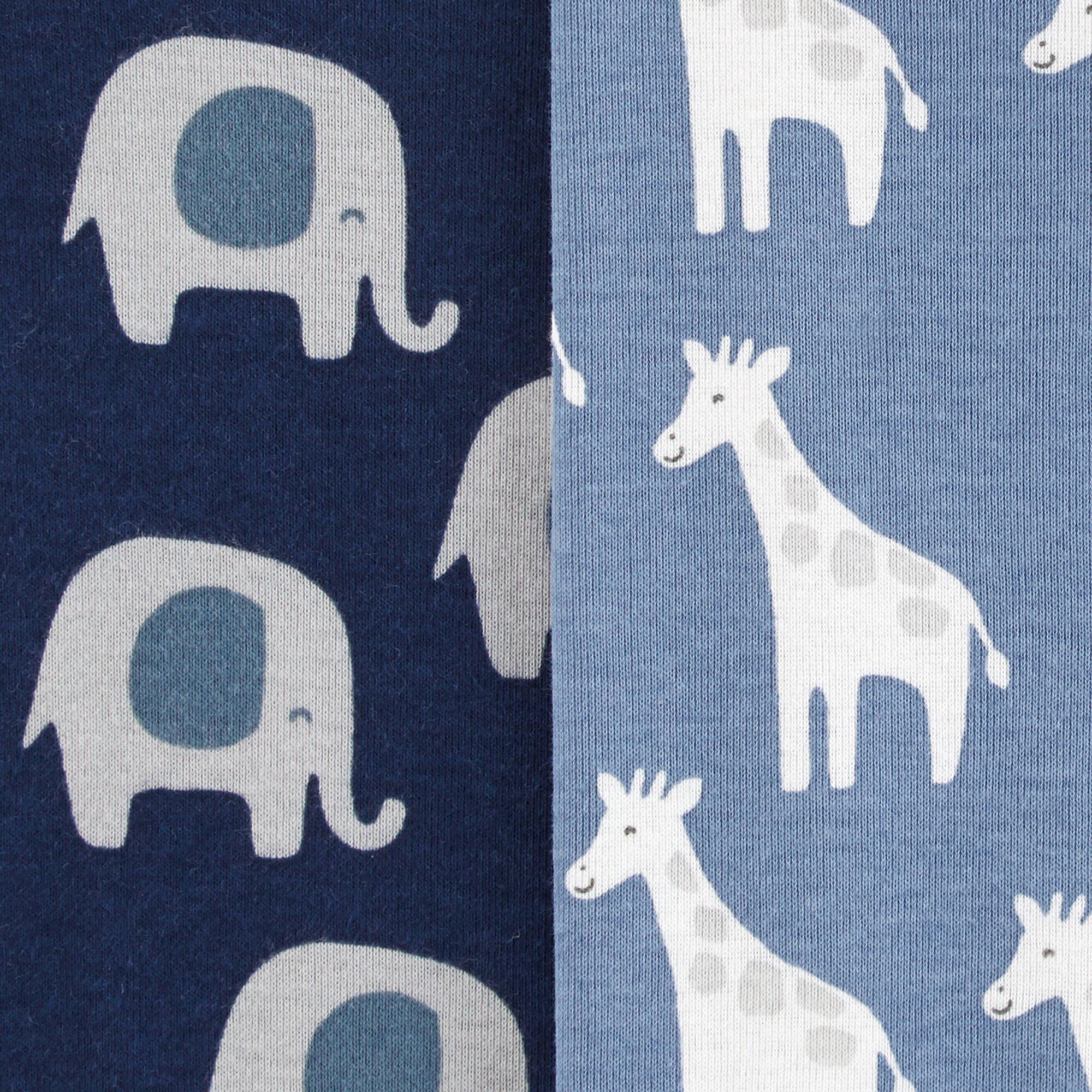 carter-s-4er-pack-bodys-langarm-elefant-giraffe-ringel