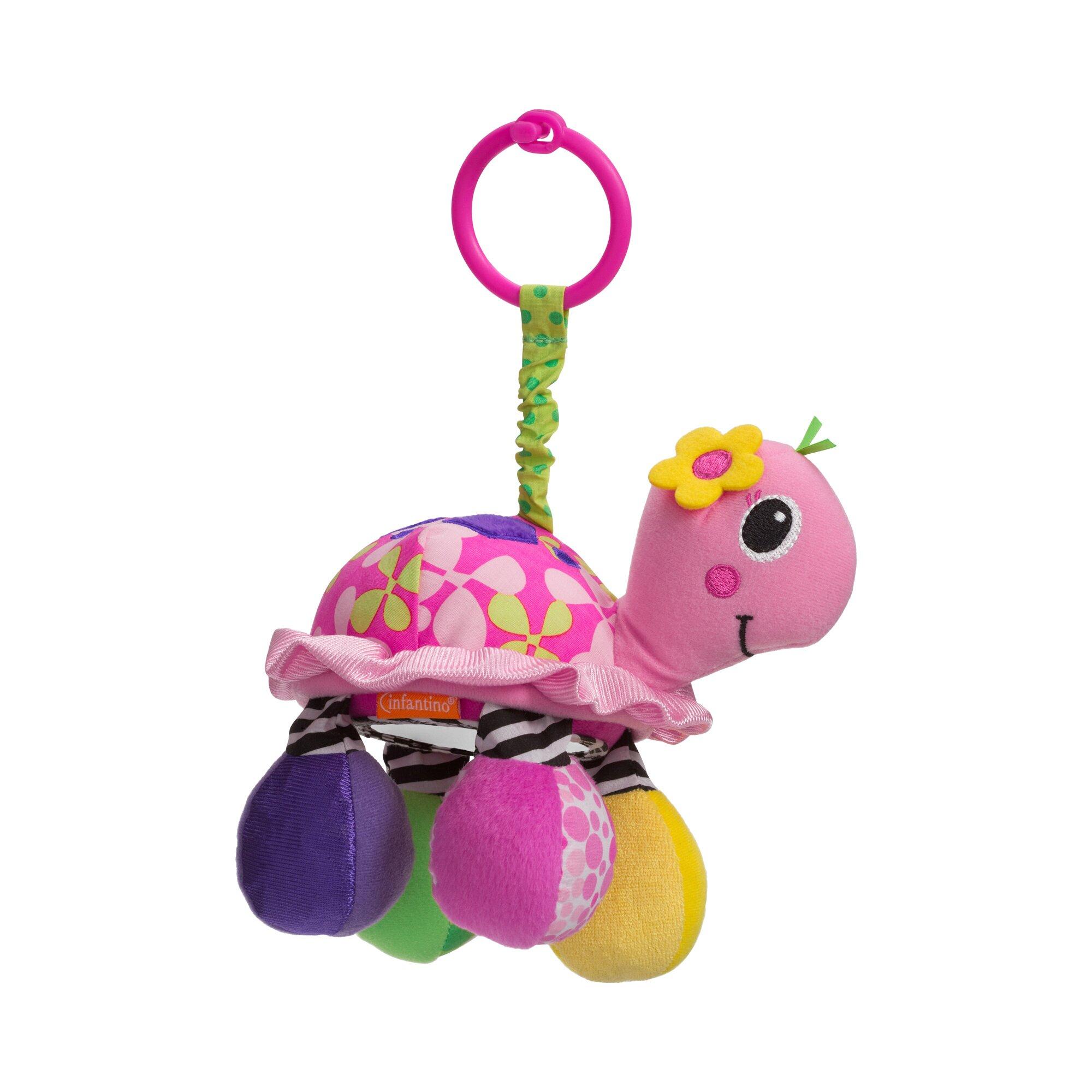 Infantino Hänge-Spielzeug Schildkröte