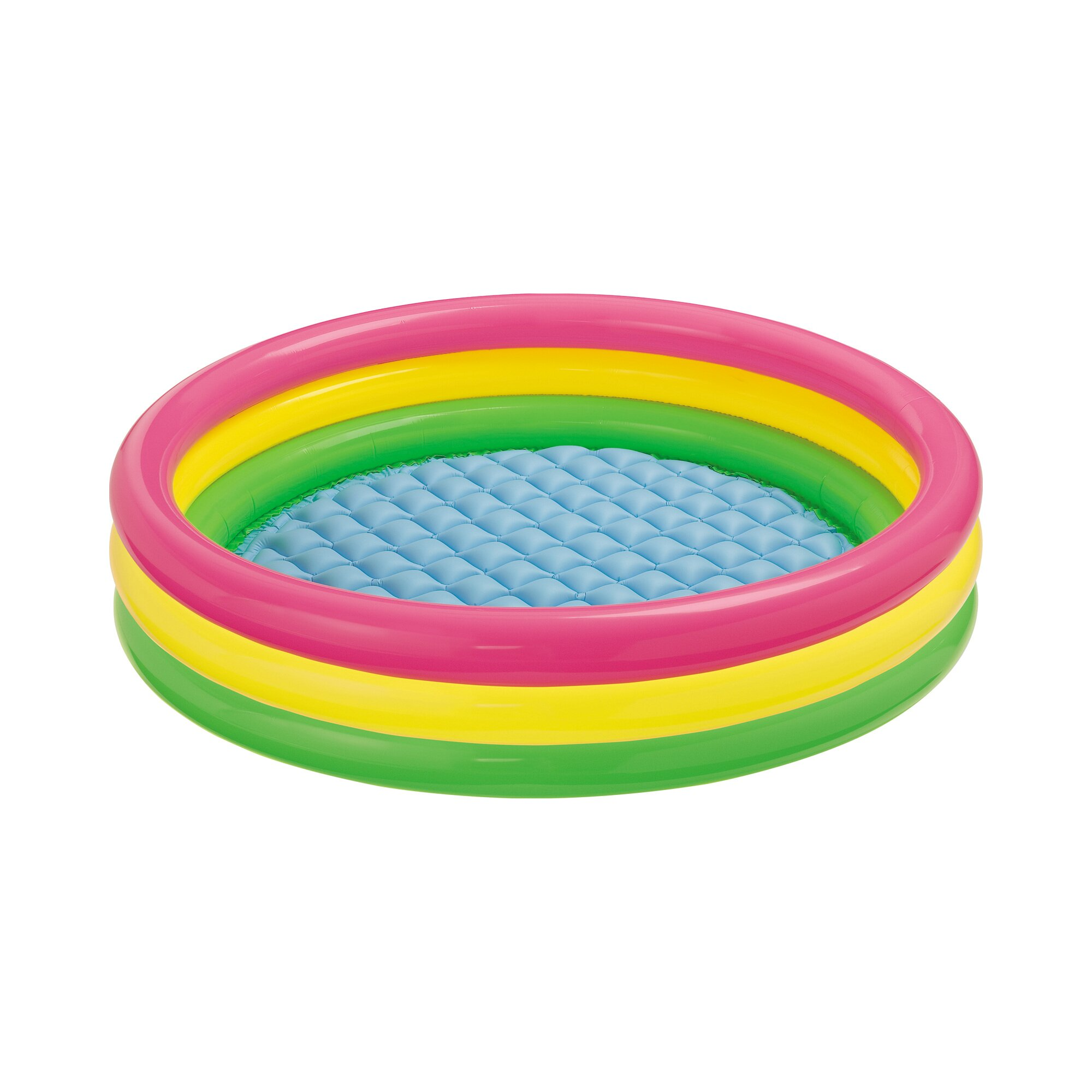 Intex Baby-Pool Sunset Glow mit aufblasbarem Boden