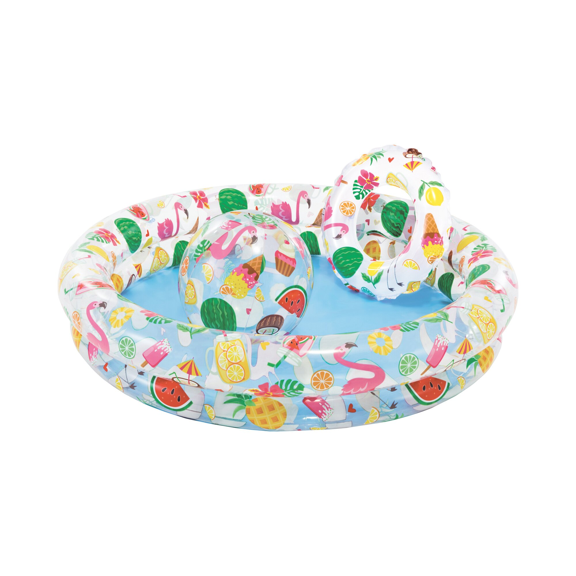 Intex Pool-Set Just so Fruity 3-teilig