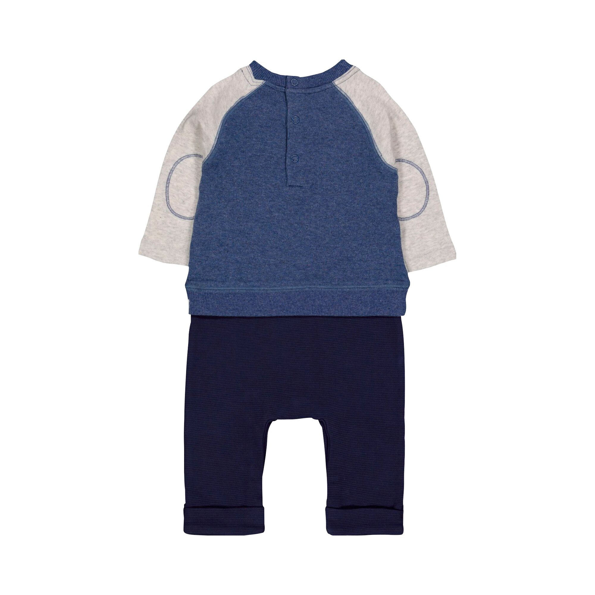 mothercare-2-tlg-set-sweatshirt-und-jogginghose-auto