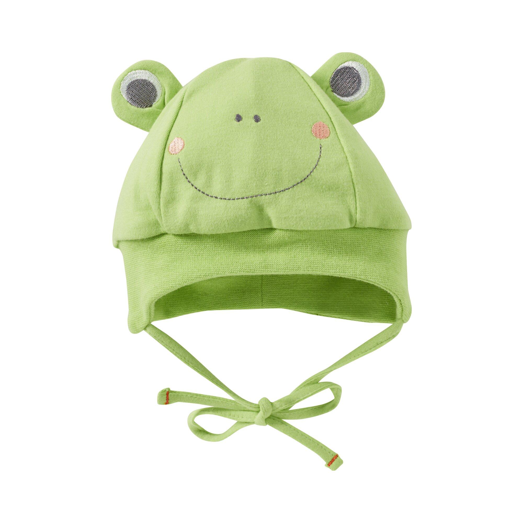 Happy Days Mütze Frosch