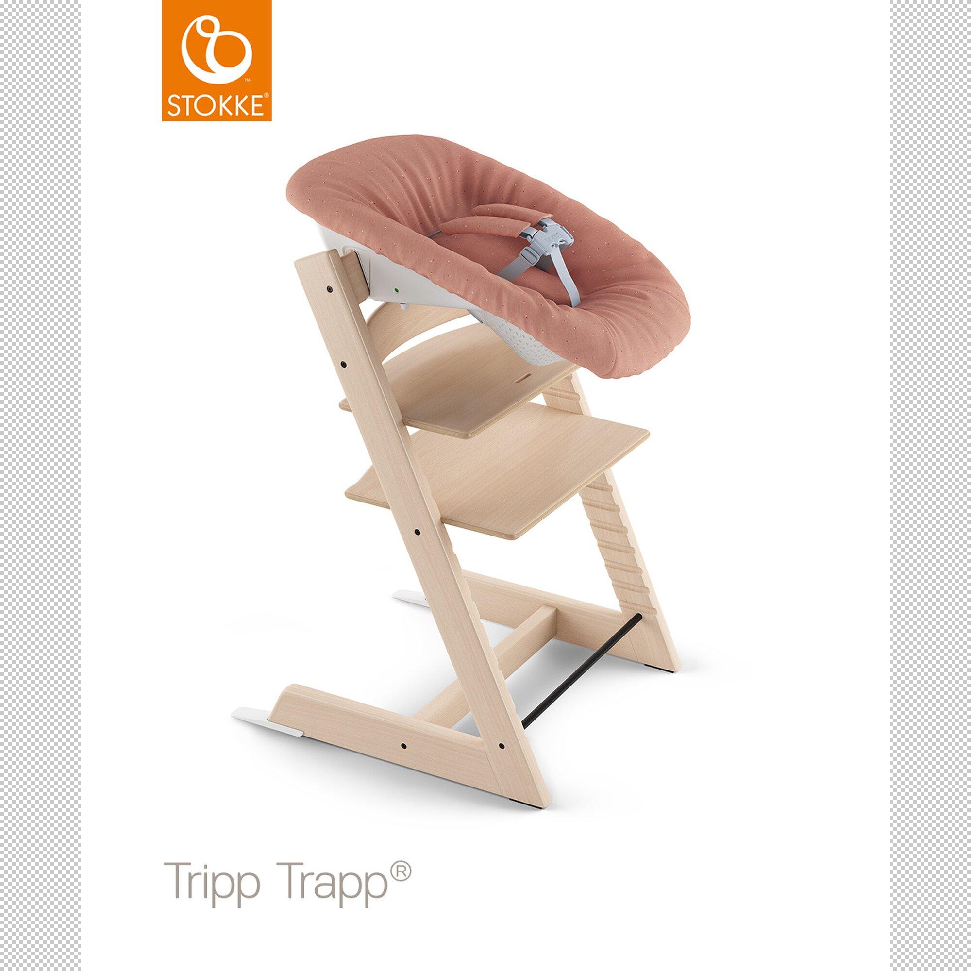 Tripp Trapp® Newborn Textil-Set (Ersatzbezug)