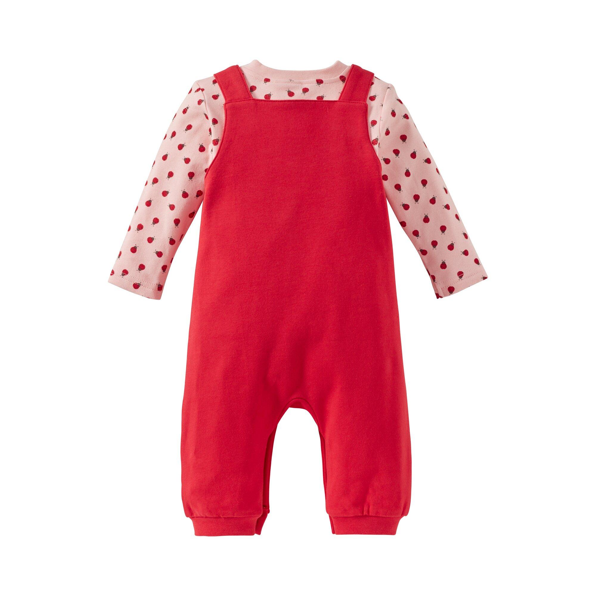 ladybug-2-tlg-set-latzhose-und-shirt