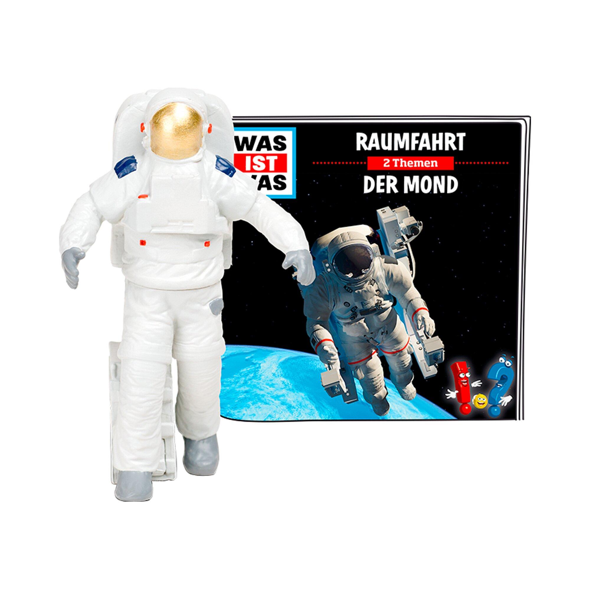 Tonies Tonie Hörfigur WAS IST WAS - Raumfahrt / Der Mond