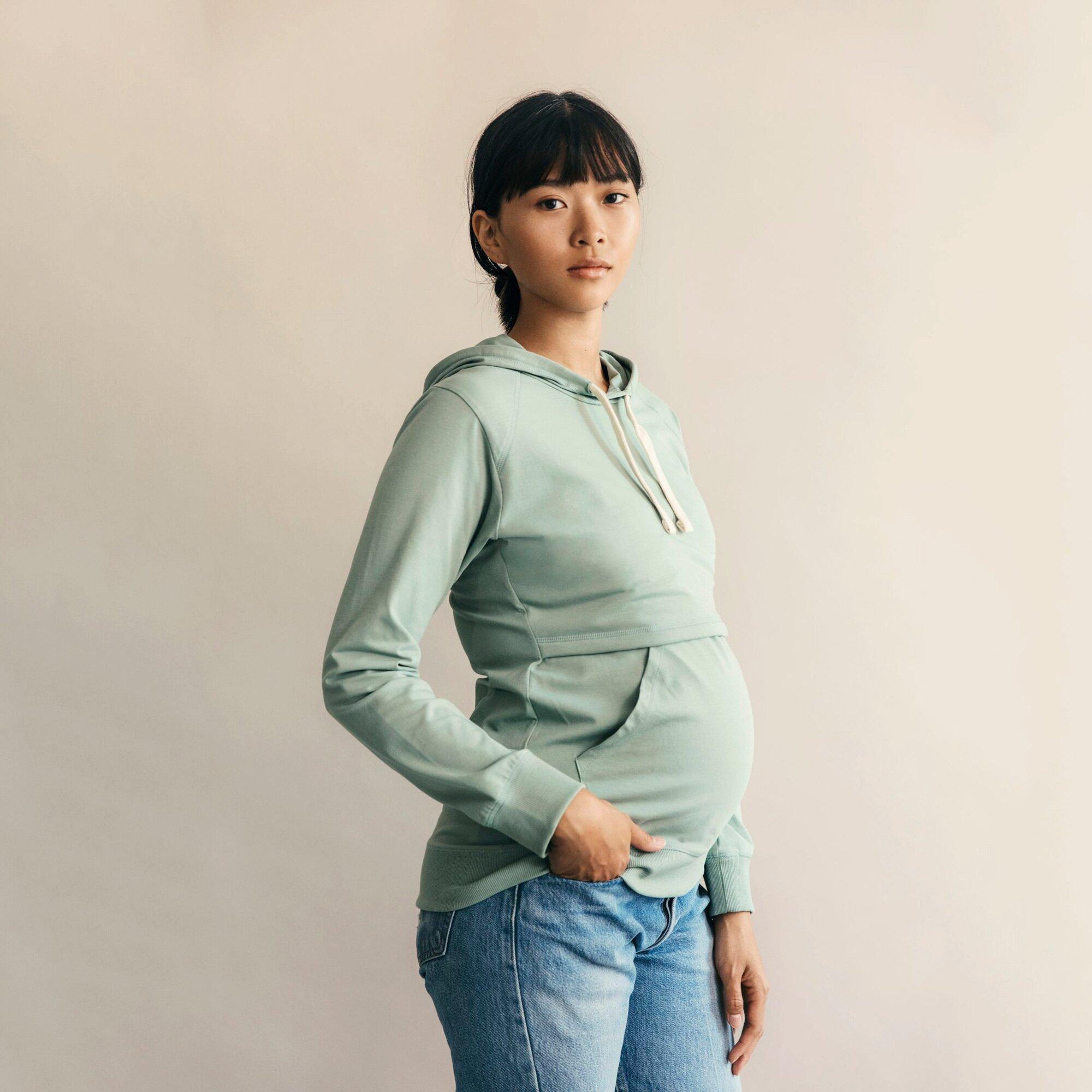 boob-umstands-und-still-pullover-hoodie-b-warmer-organic-cotton, 84.95 EUR @ babywalz-de