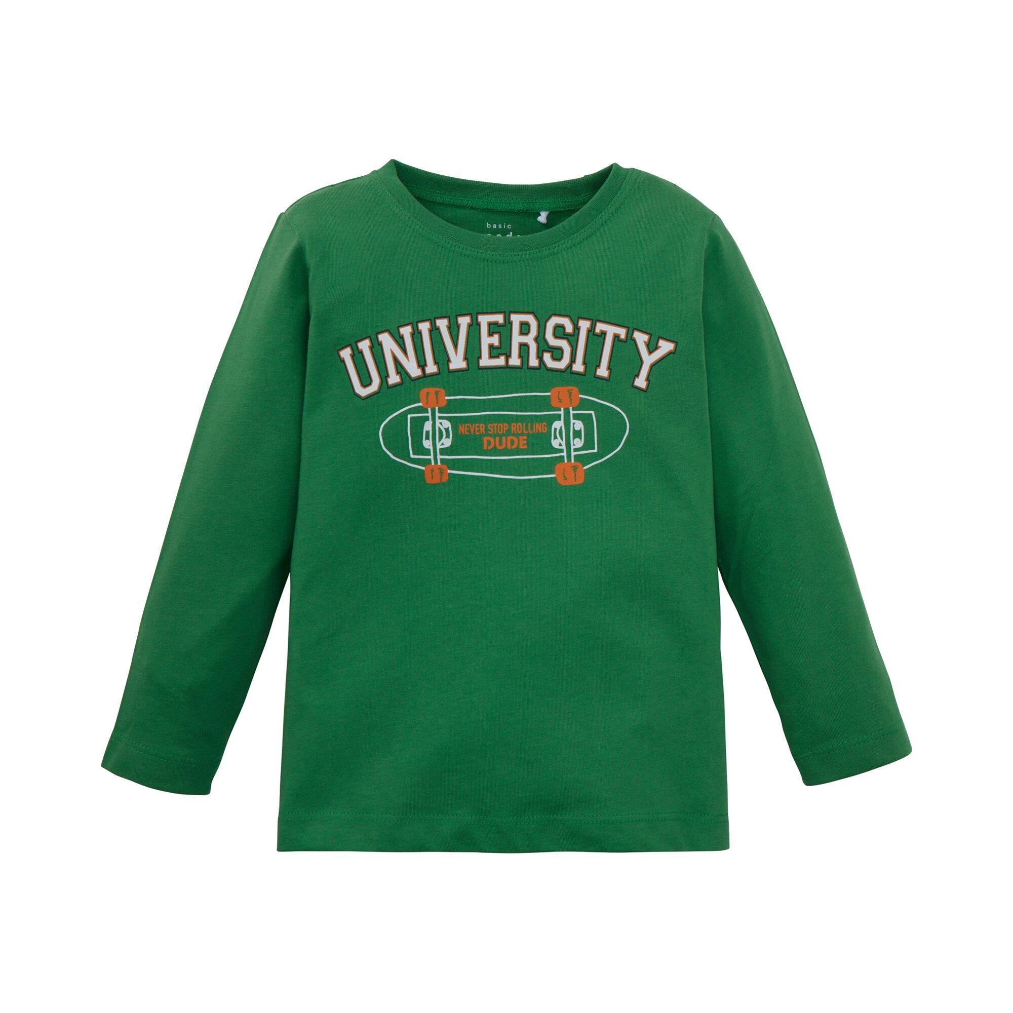 Name It Shirt langarm University