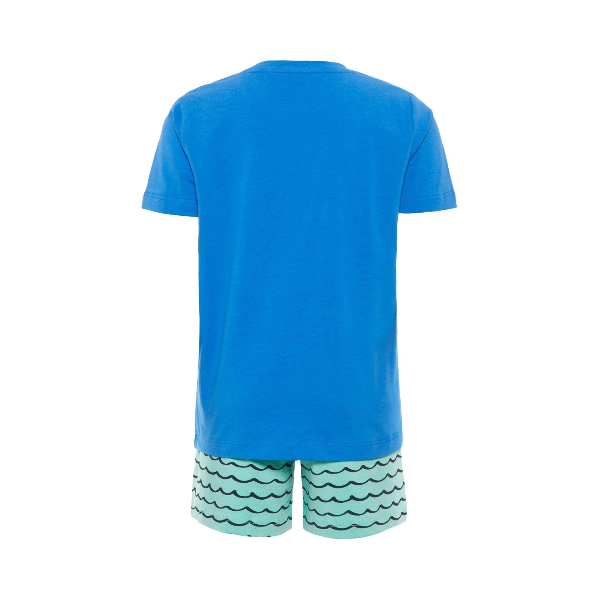 name-it-2-tlg-set-t-shirt-und-shorts-taucher