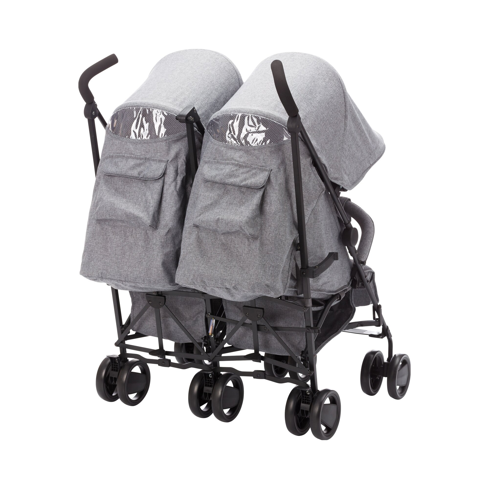 fill-twin-zwillingsbuggy-grau
