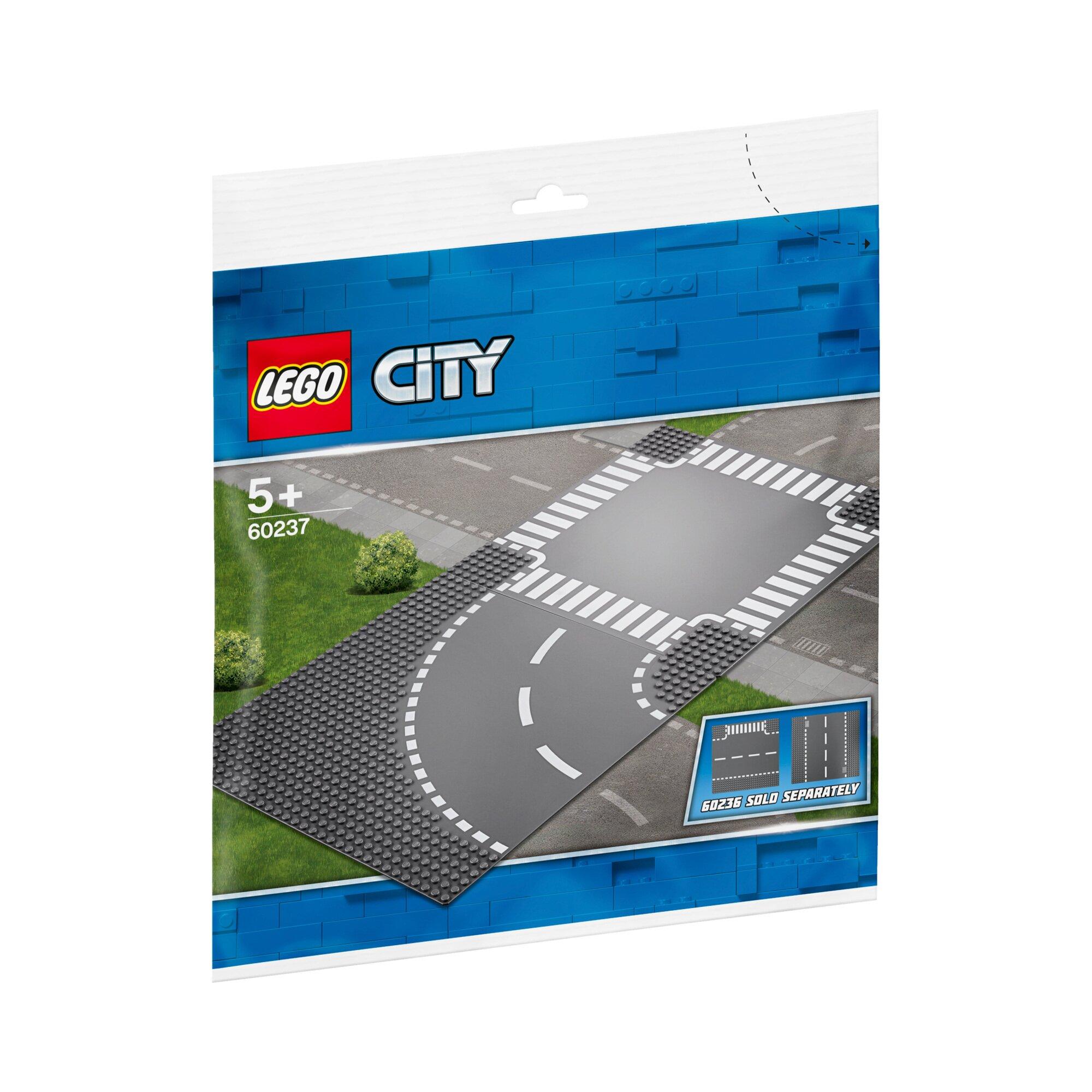 City 60237 Kurve und Kreuzung