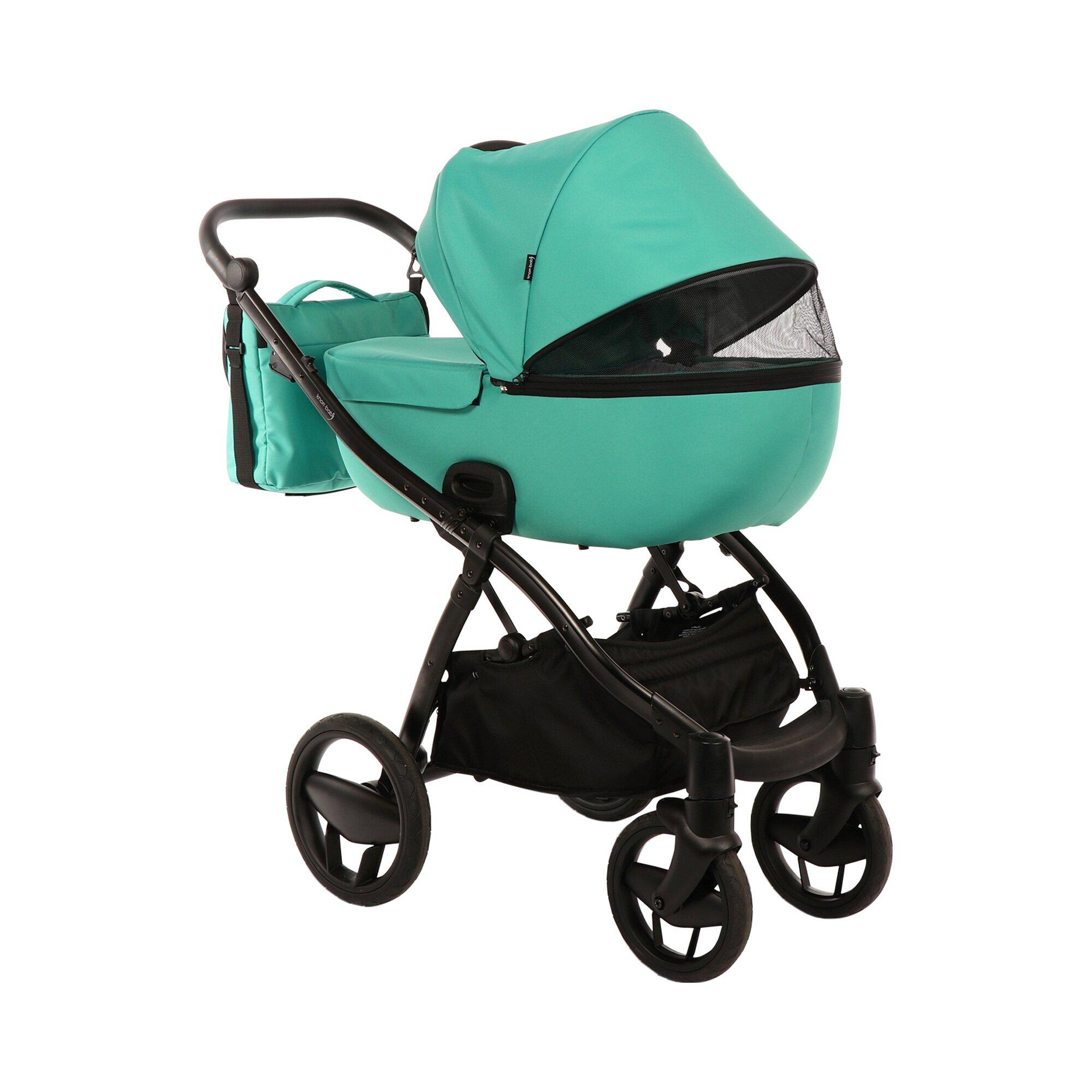 knorr-baby-piquetto-uni-kombikinderwagen-gruen