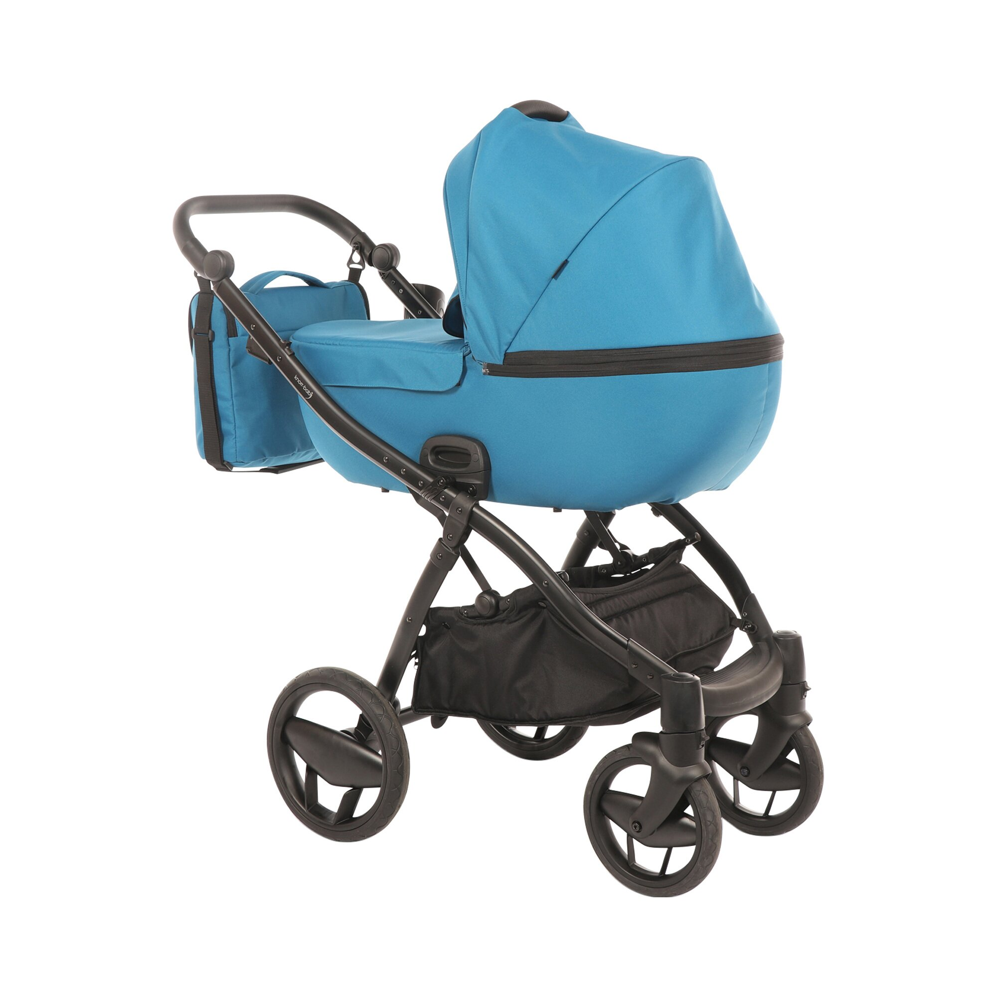 knorr-baby-piquetto-uni-kombikinderwagen-blau