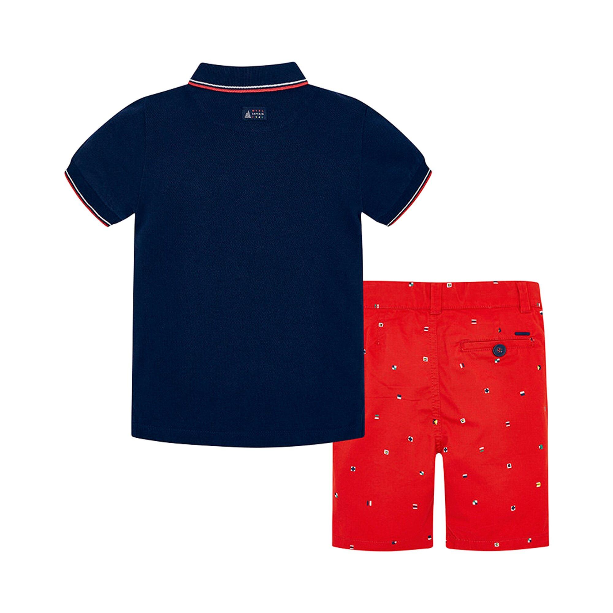 mayoral-2-tlg-set-poloshirt-kurzarm-und-shorts