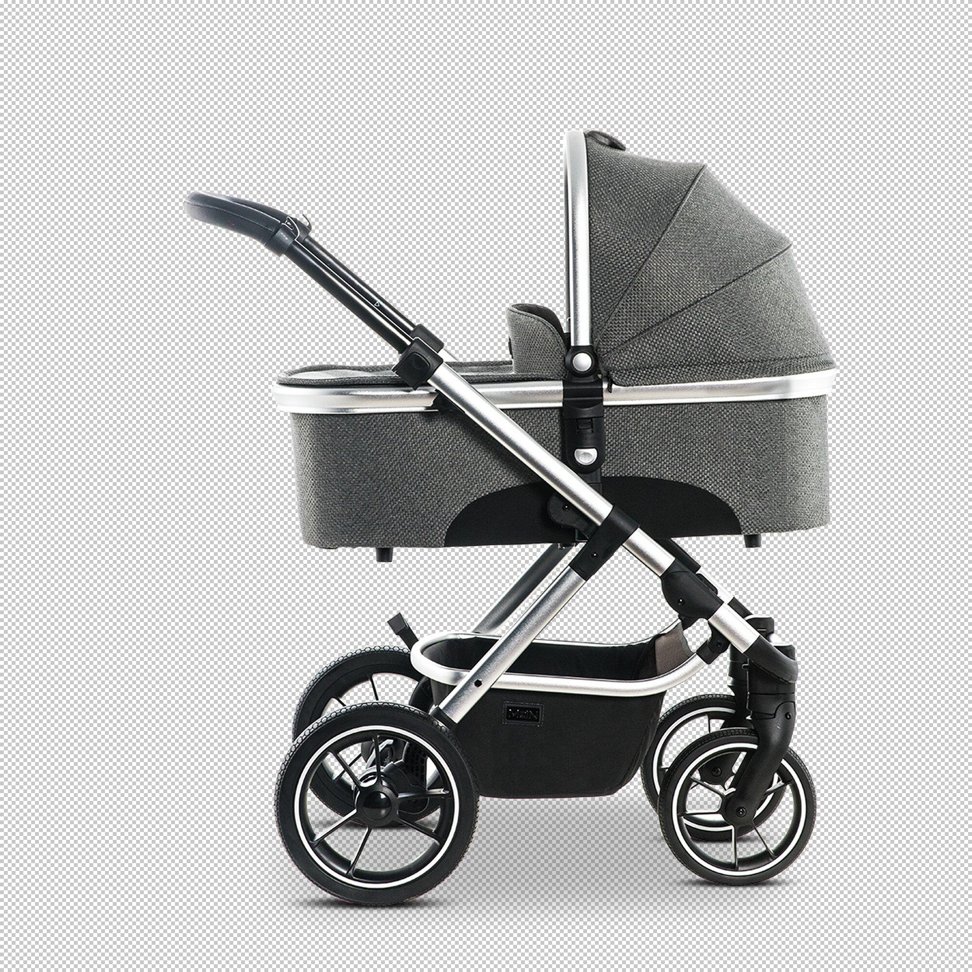 moon-scala-kombikinderwagen-grau
