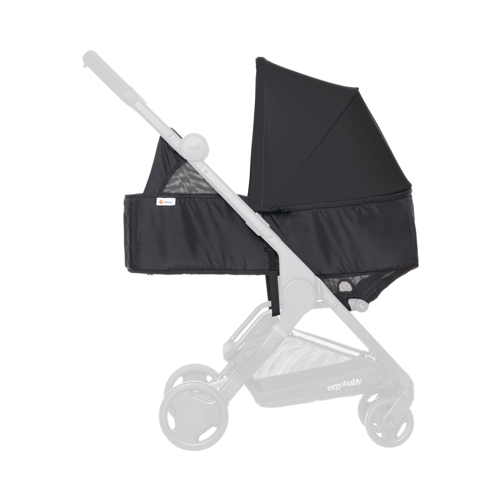 Ergobaby® Metro Neugeborenen Set schwarz