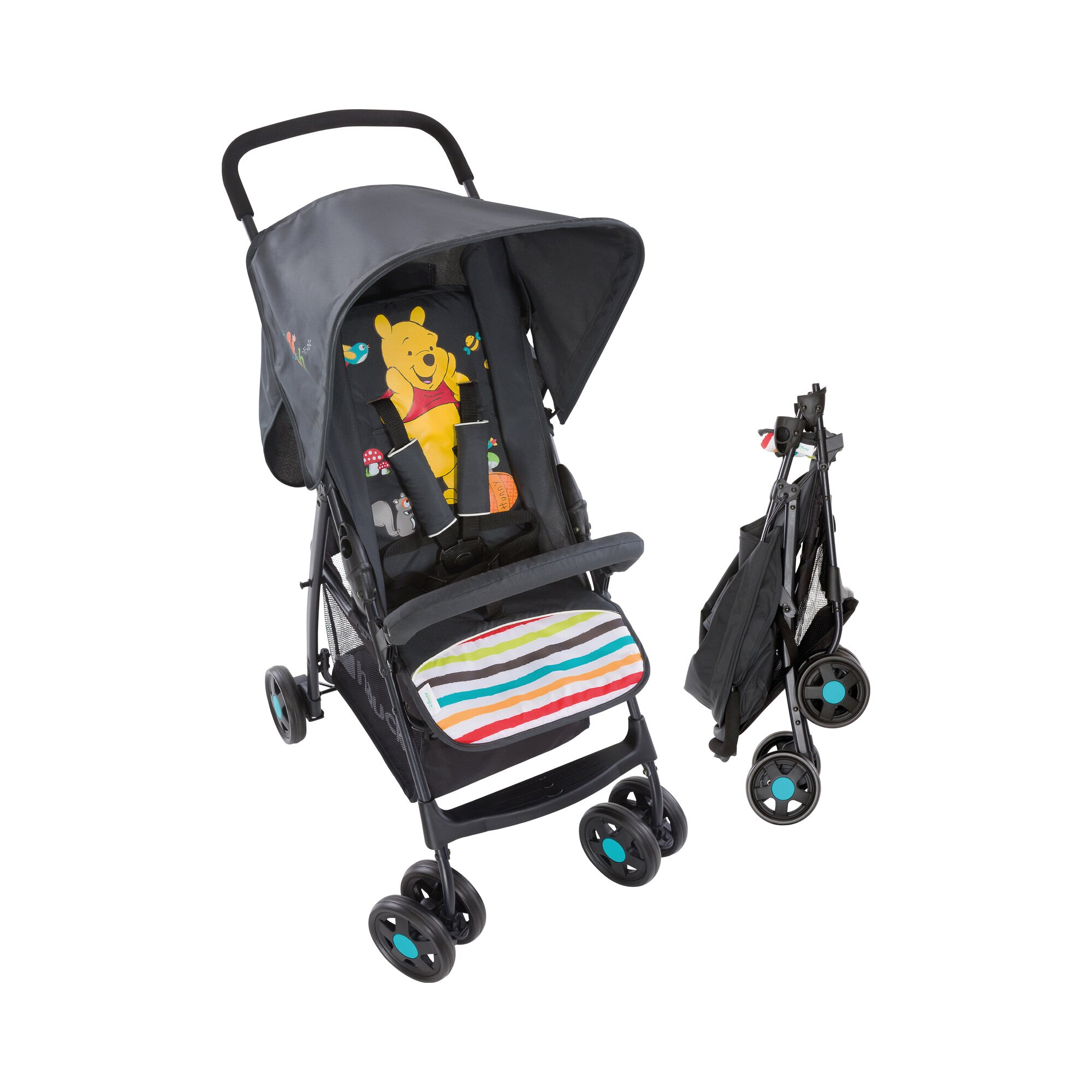 disney-baby-sport-buggy-mit-liegefunktion-mehrfarbig, 73.99 EUR @ babywalz-de