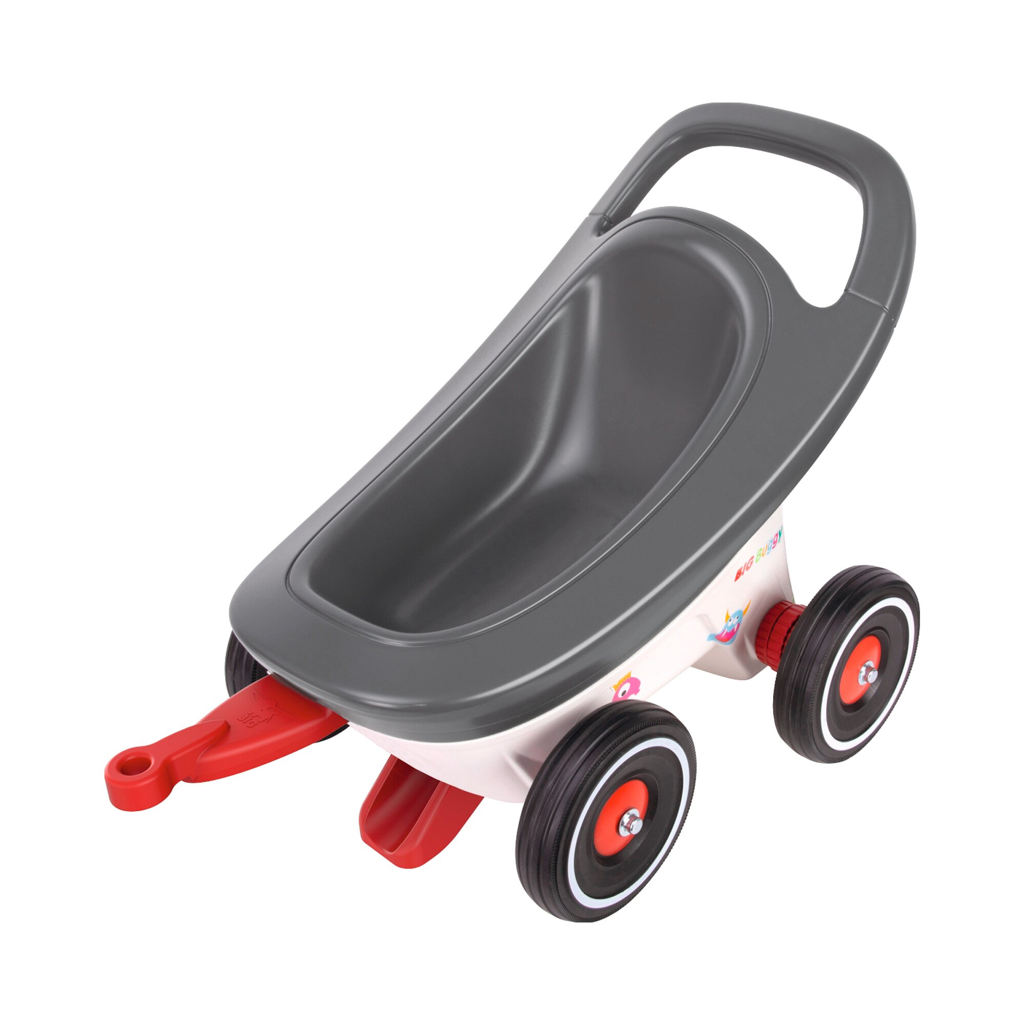 Big Lauflernwagen Buggy 3 in 1