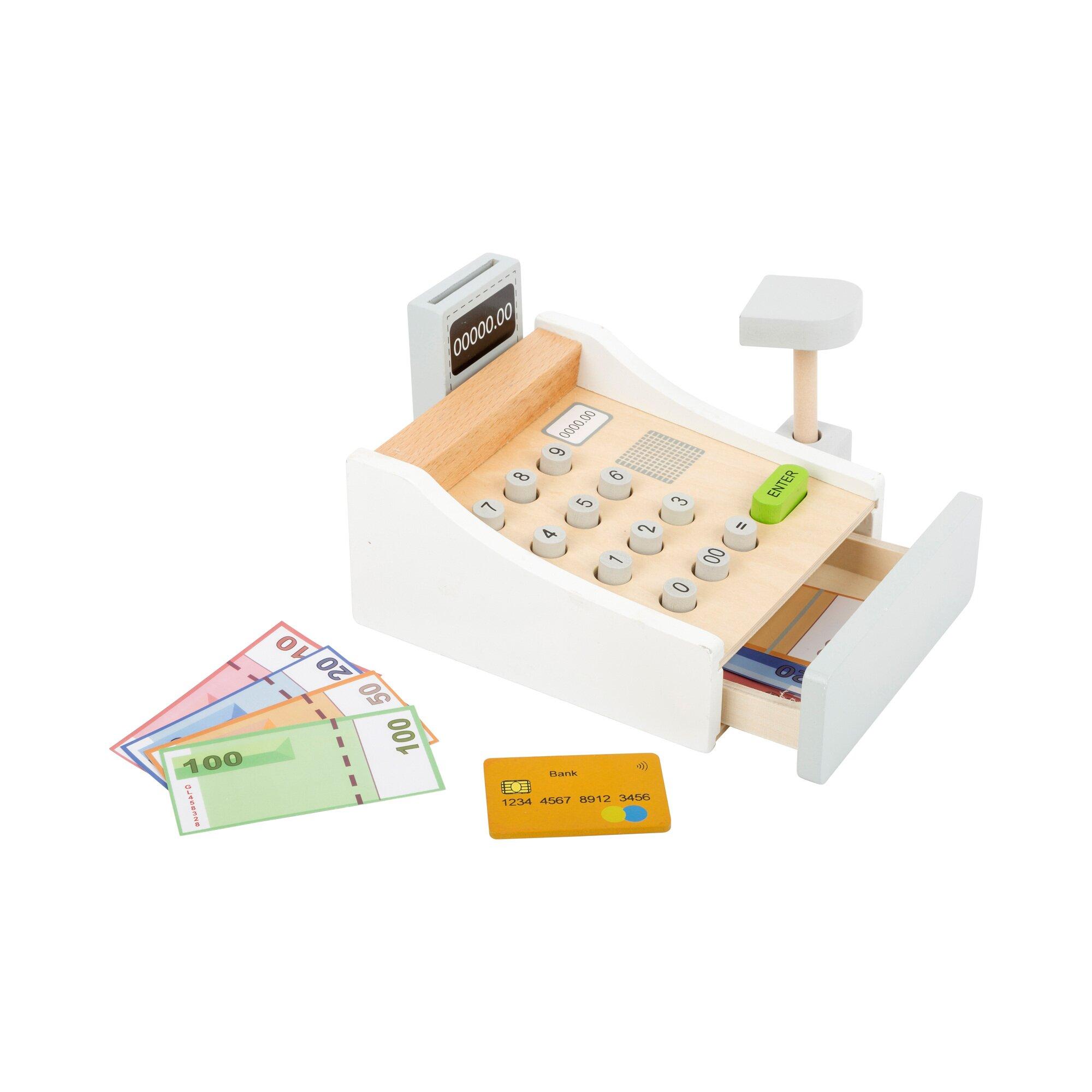 Small Foot Spielkasse aus Holz
