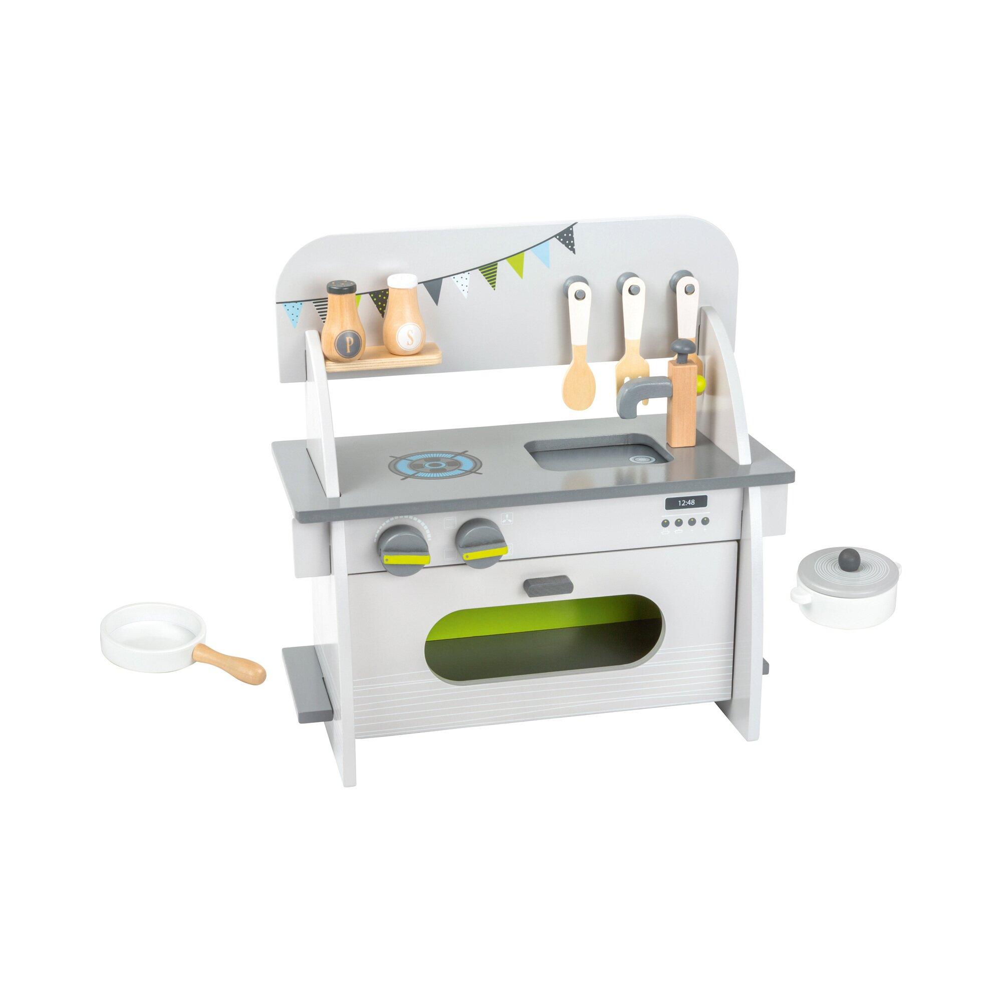 Small Foot Kinderküche kompakt aus Holz