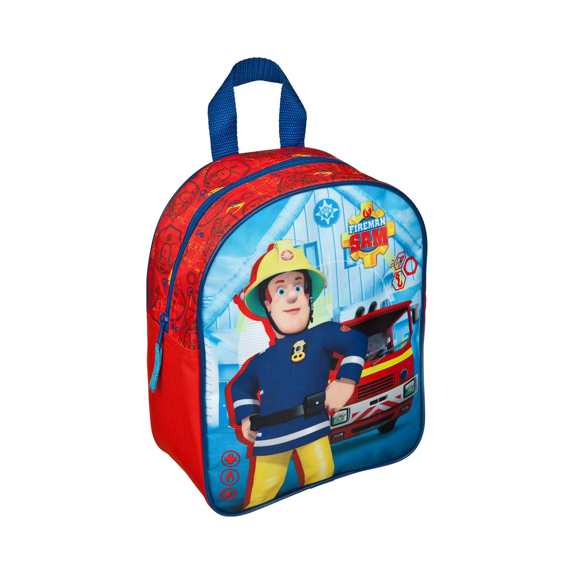 Feuerwehrmann Sam Kindergartenrucksack Sam