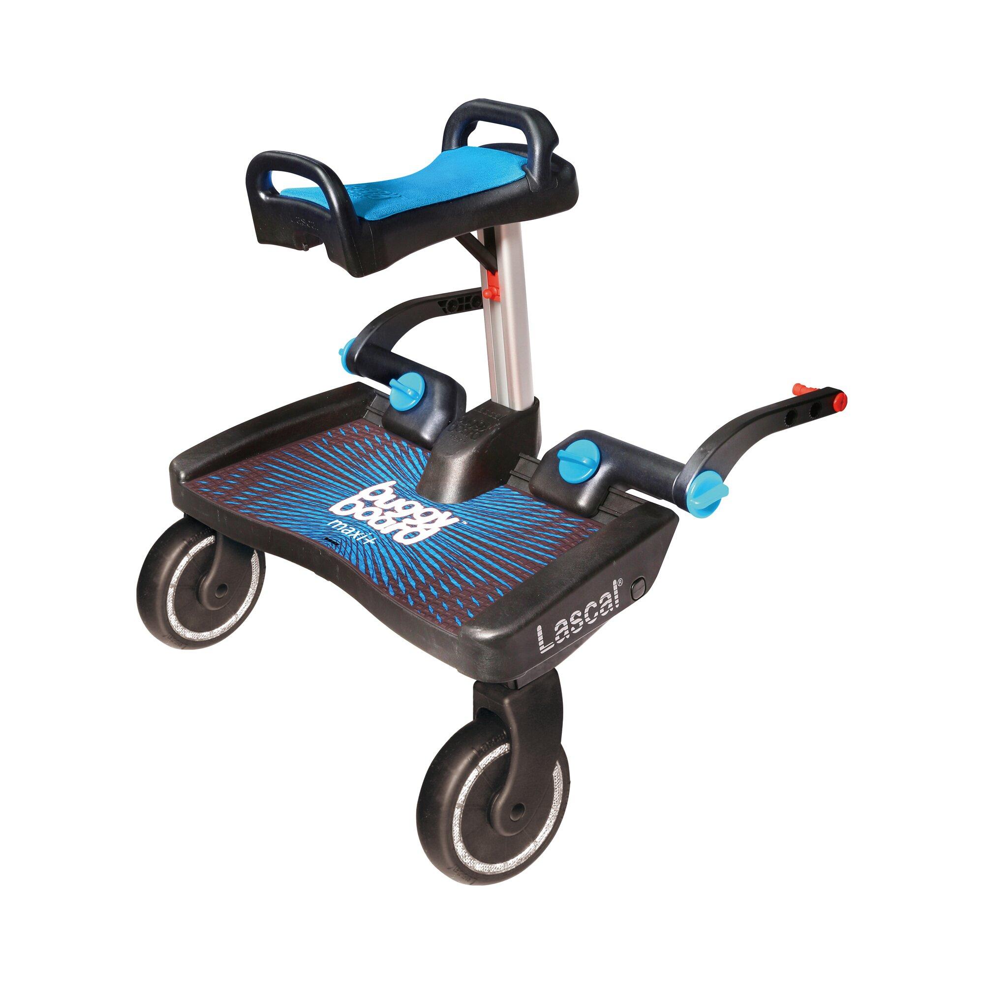 Lascal BuggyBoard Maxi+ blau