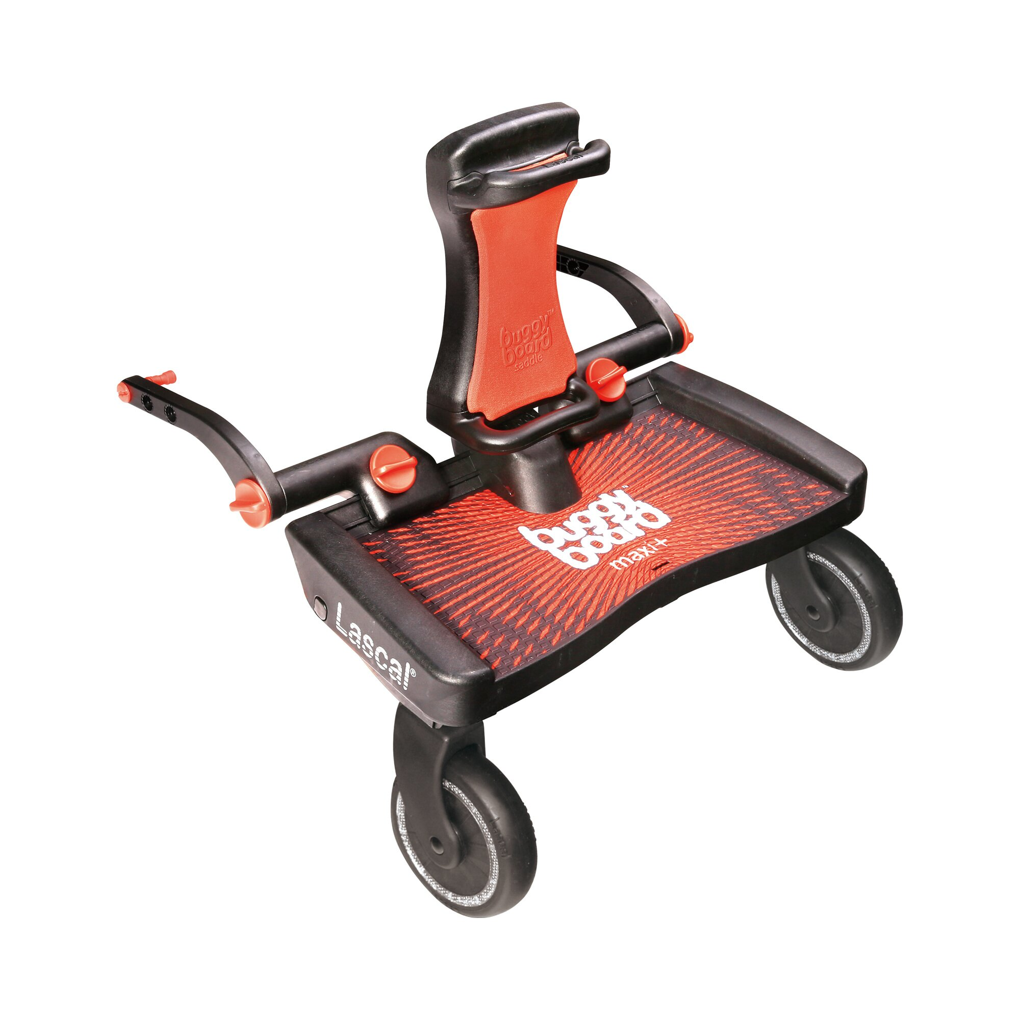 lascal-buggyboard-maxi-rot