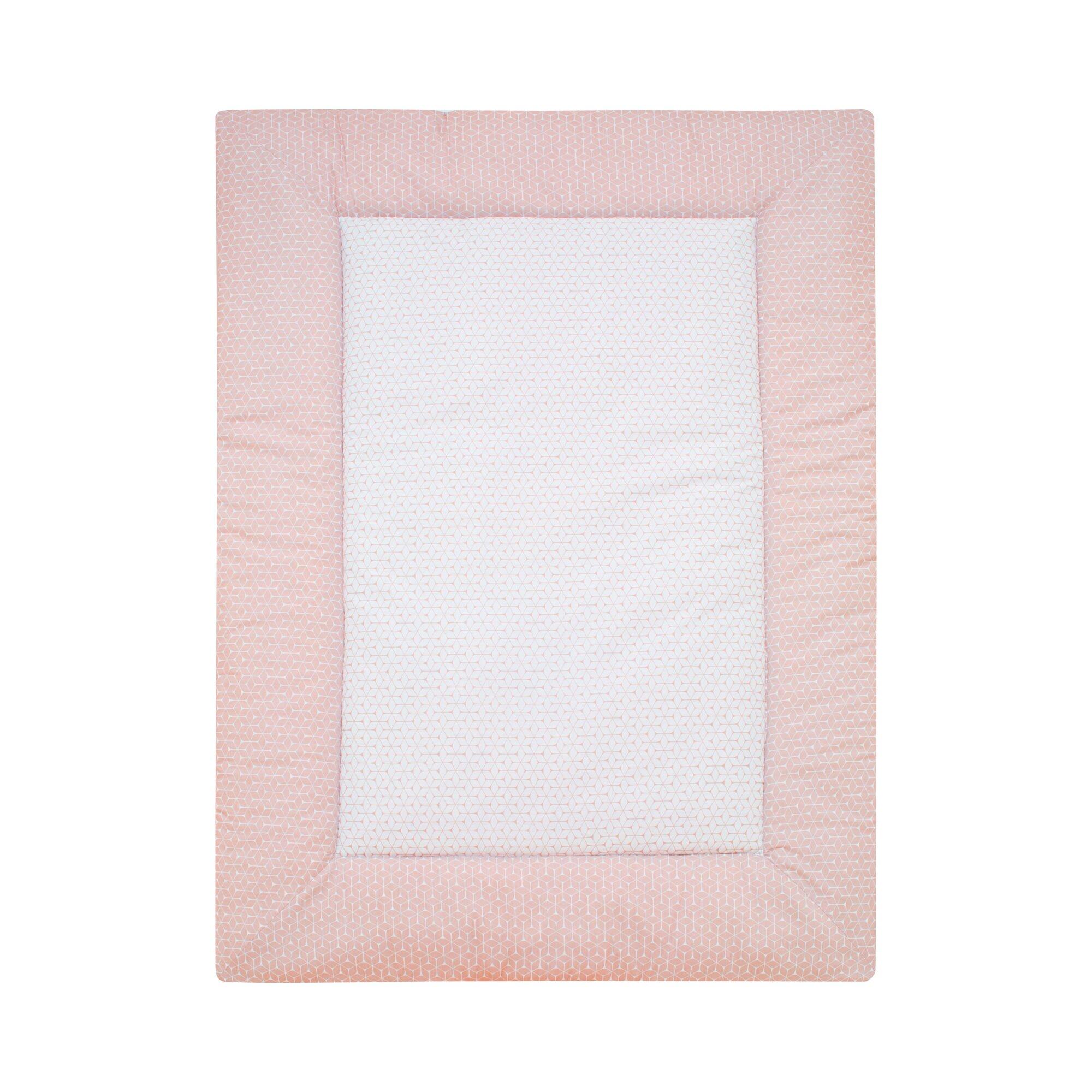Alvi Krabbeldecke 100x135 cm rosa