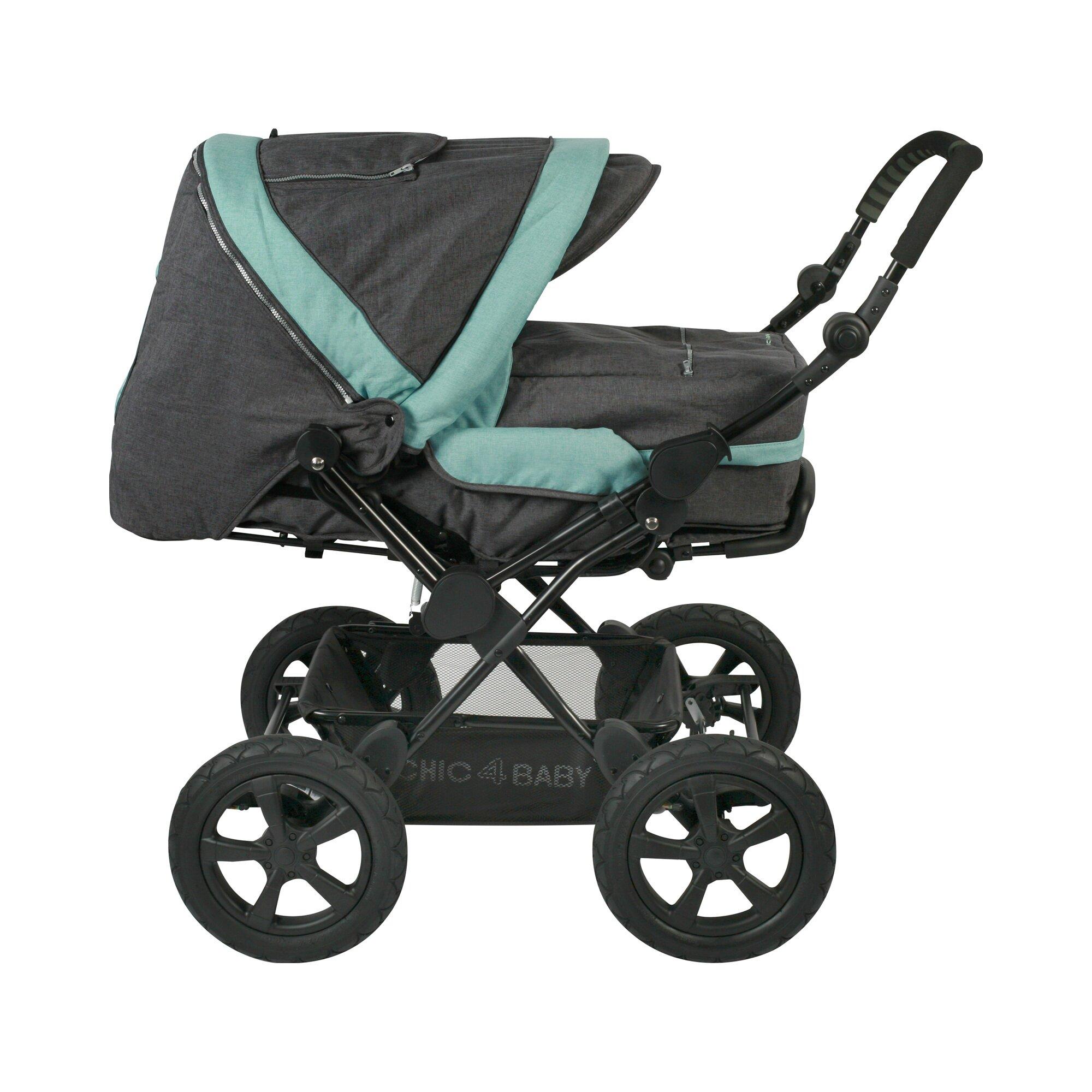 chic-4-baby-viva-kombikinderwagen-grau