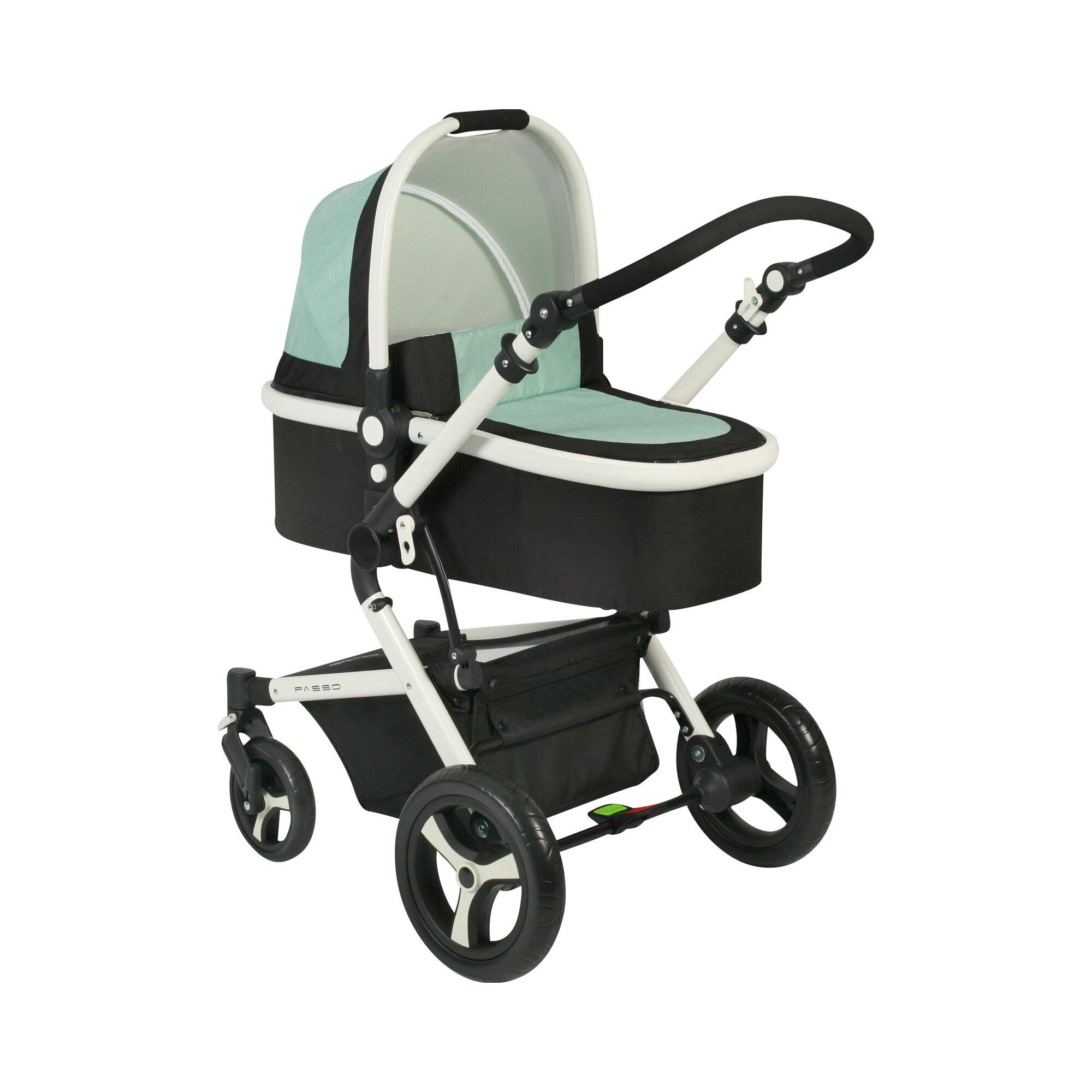 chic-4-baby-passo-kombikinderwagen-gruen
